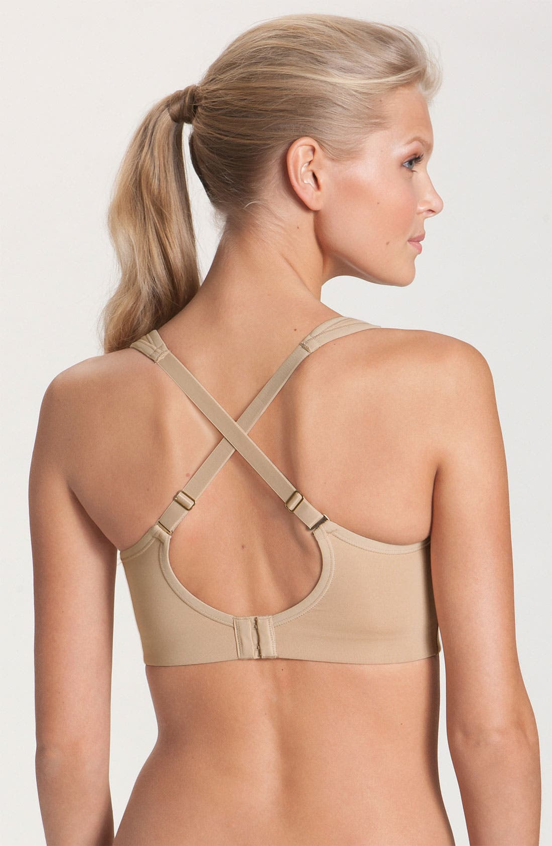 Alternate Image 3  - Natori 'Yogi' Convertible Sports Bra