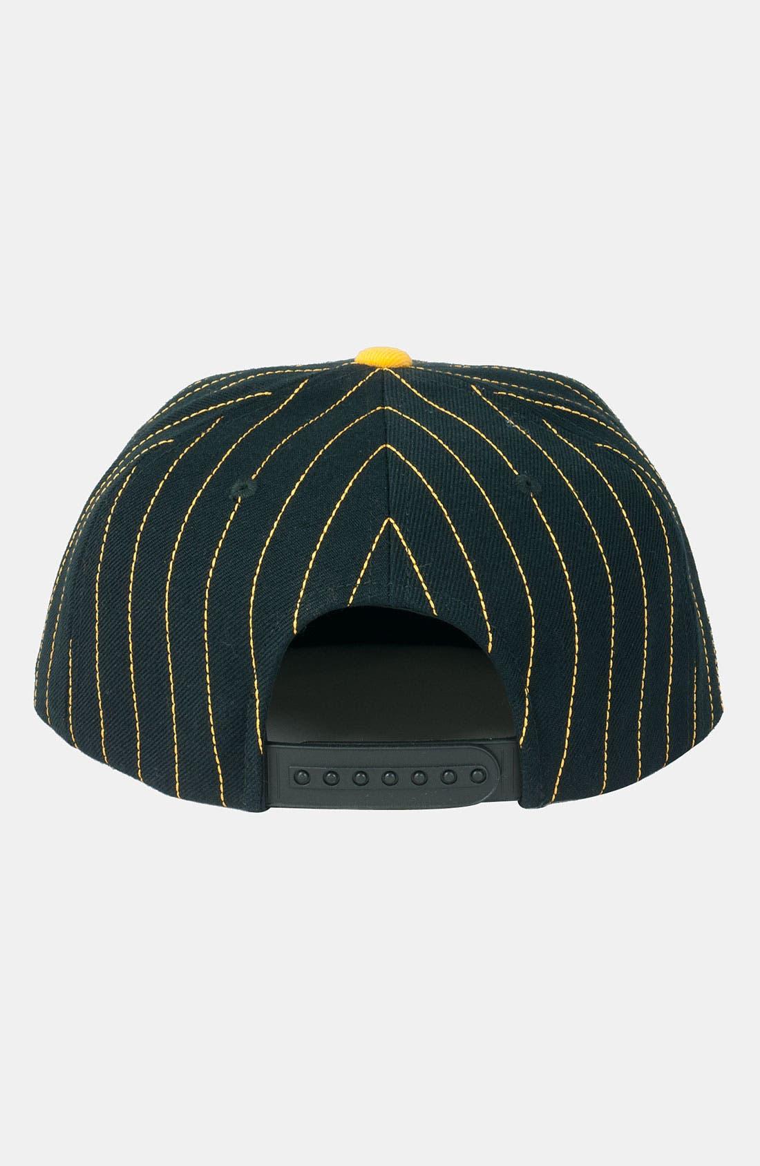 Alternate Image 2  - American Needle 'Pirates' Snapback Baseball Cap