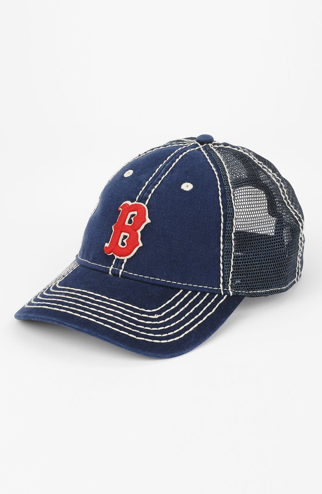 Main Image - American Needle 'Red Sox' Mesh Back Baseball Cap