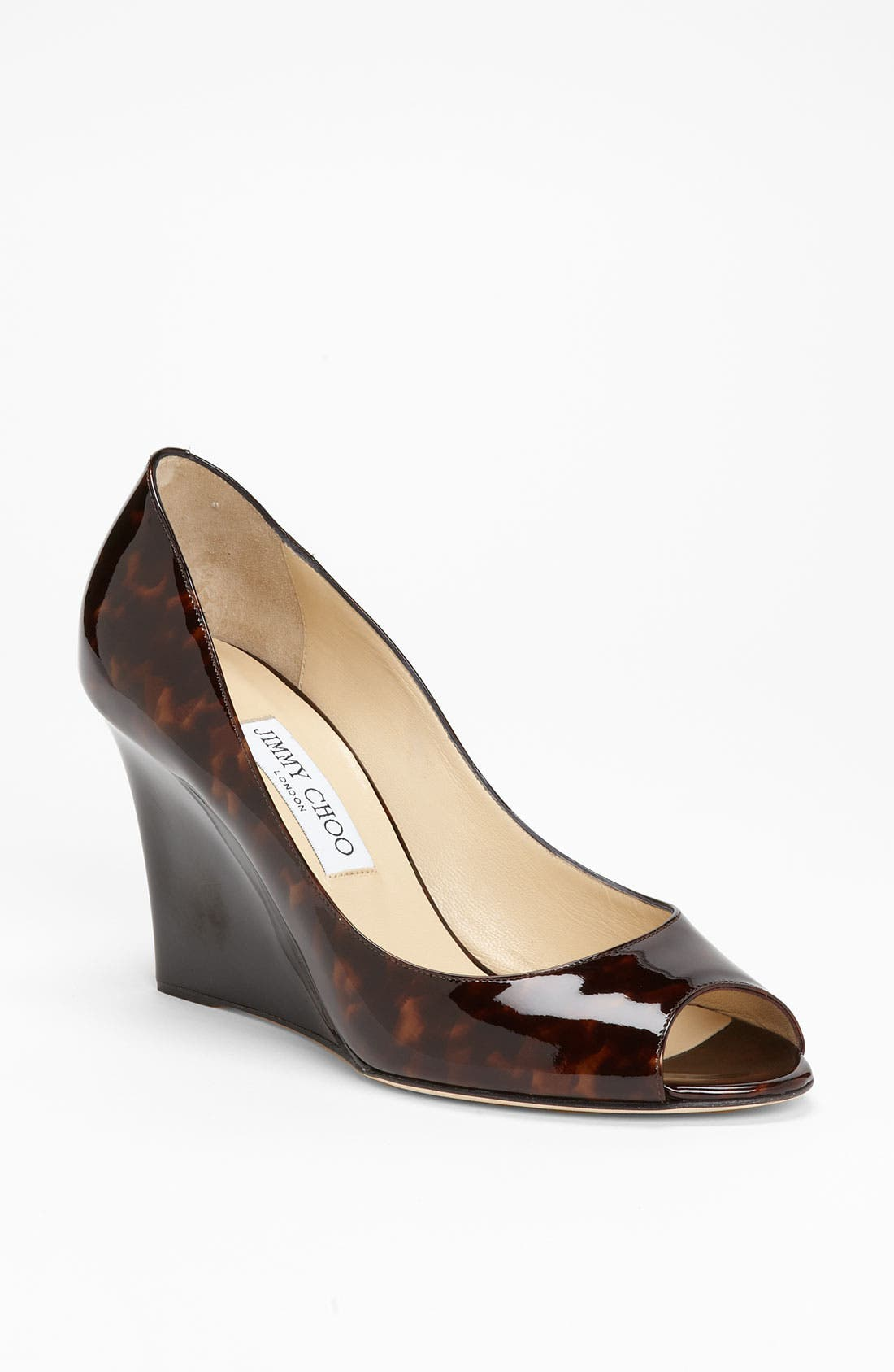 Alternate Image 1 Selected - Jimmy Choo 'Baxen' Wedge Pump