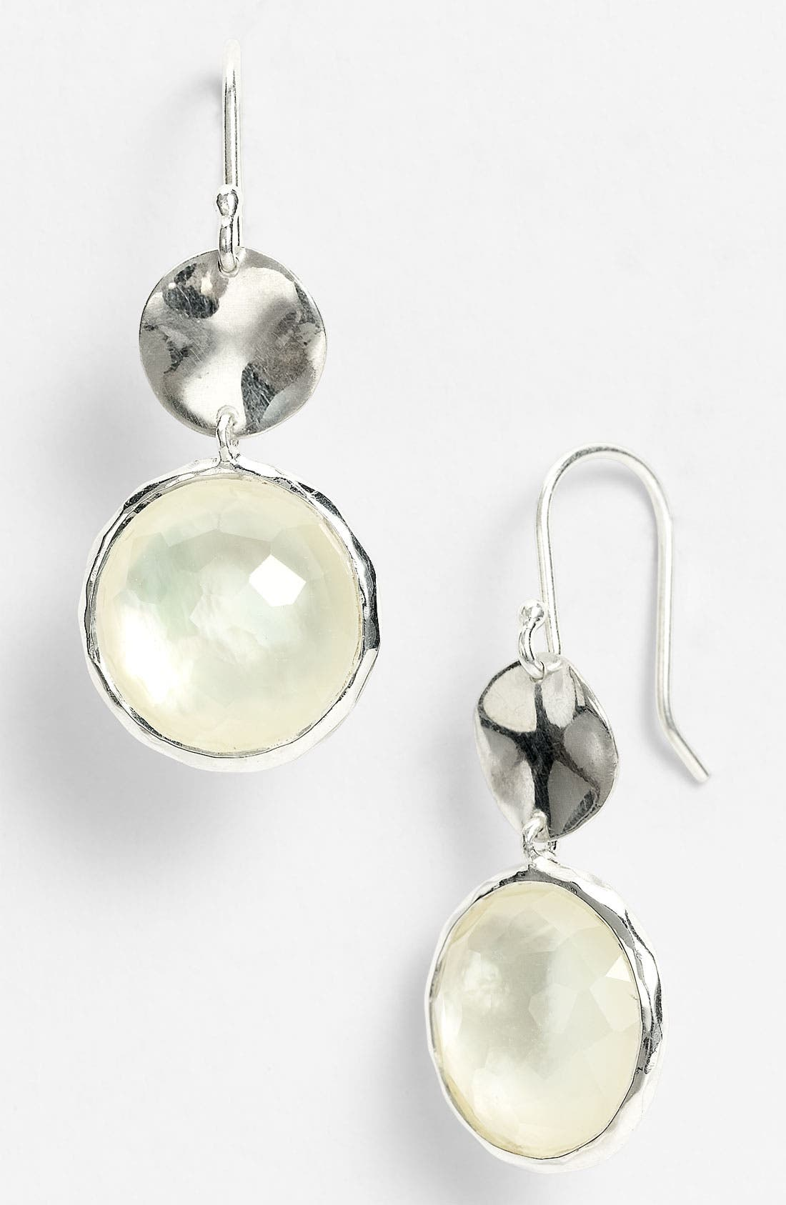 Alternate Image 1 Selected - Ippolita 'Rock Candy - Mini Snowman' Earrings (Nordstrom Exclusive)
