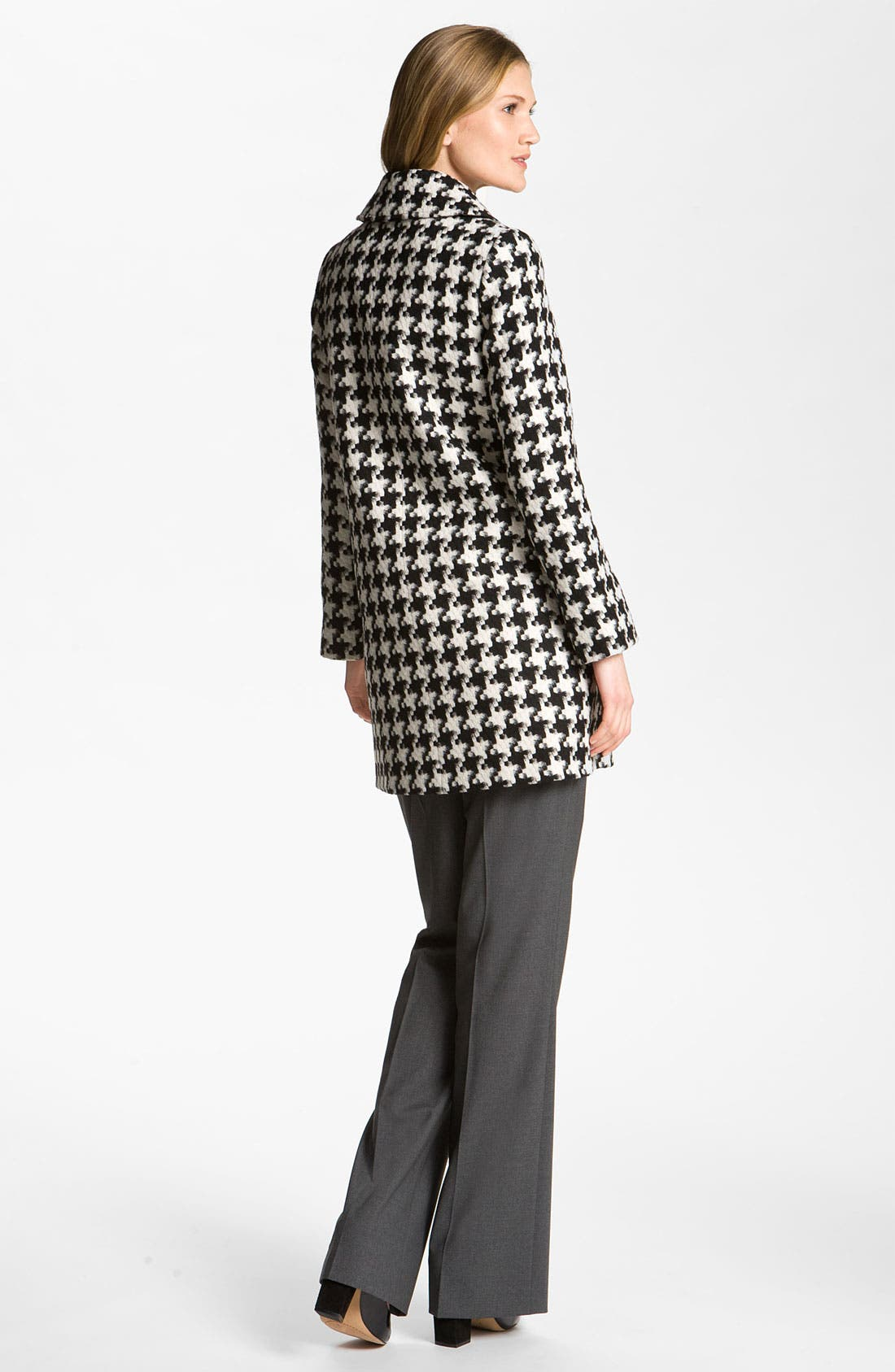 Alternate Image 5  - Charles Gray London Houndstooth Topper