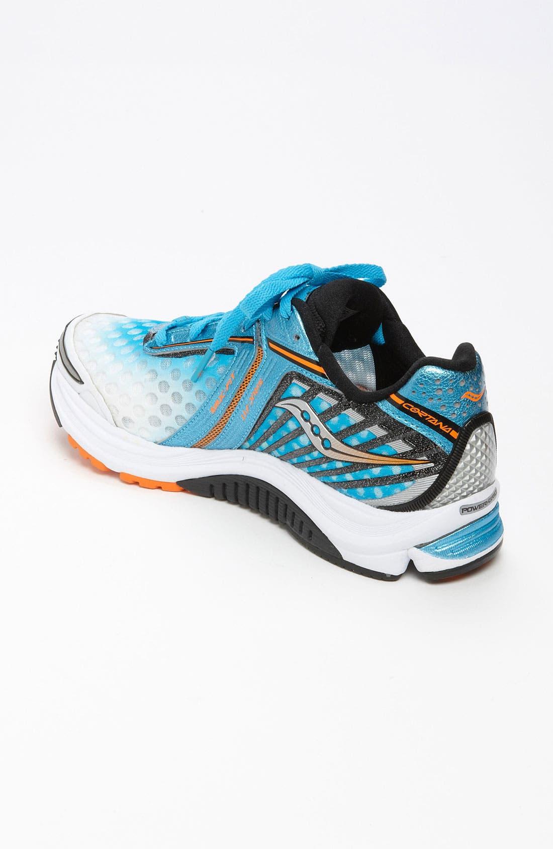 Alternate Image 2  - Saucony 'PowerGrid Cortana' Running Shoe (Women)