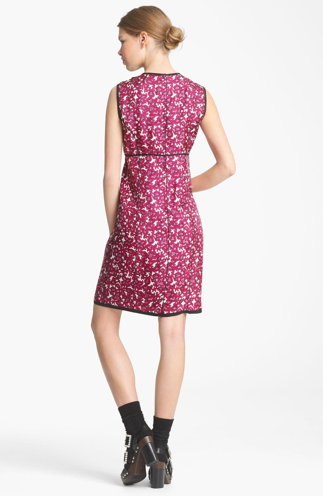 Alternate Image 3  - MARC JACOBS Embroidered Shift Dress