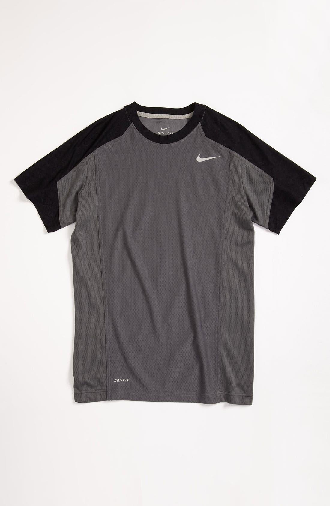Alternate Image 1 Selected - Nike Training Top (Big Boys)