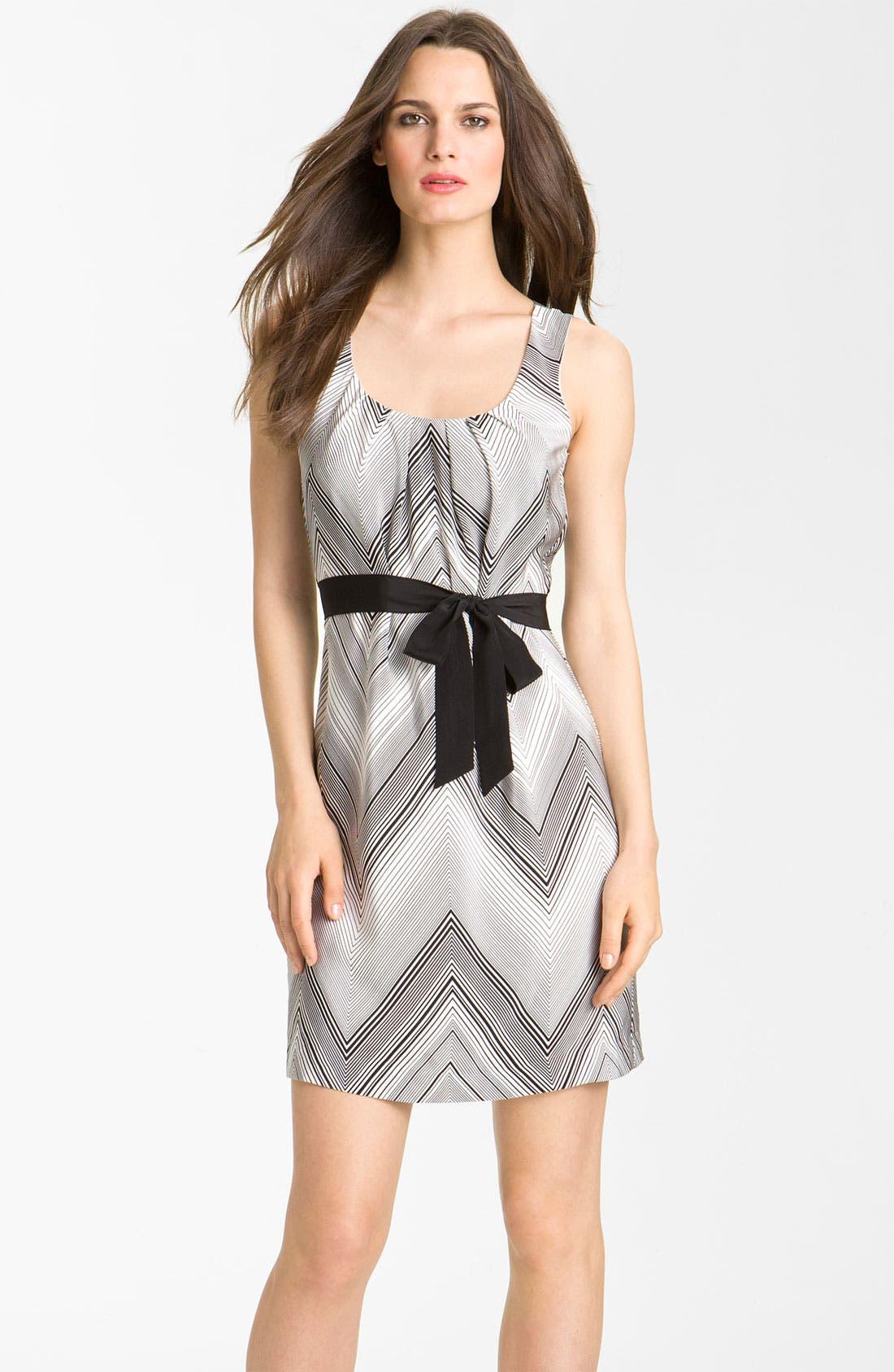 Alternate Image 1 Selected - Trina Turk 'Thistle' Sleeveless Dress