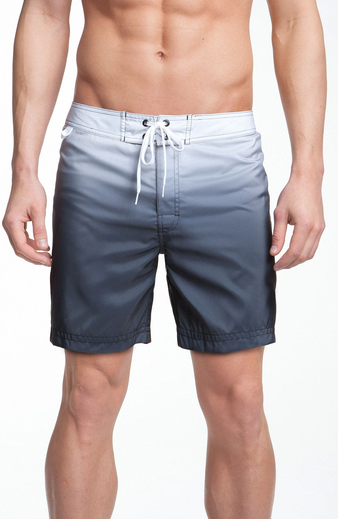 Alternate Image 1 Selected - Sundek Ombré Board Shorts