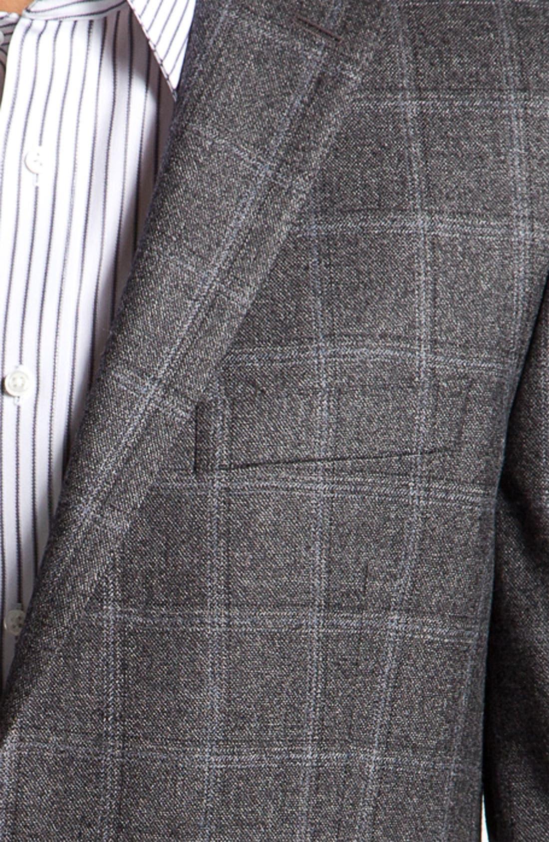 Alternate Image 3  - Peter Millar Plaid Sportcoat