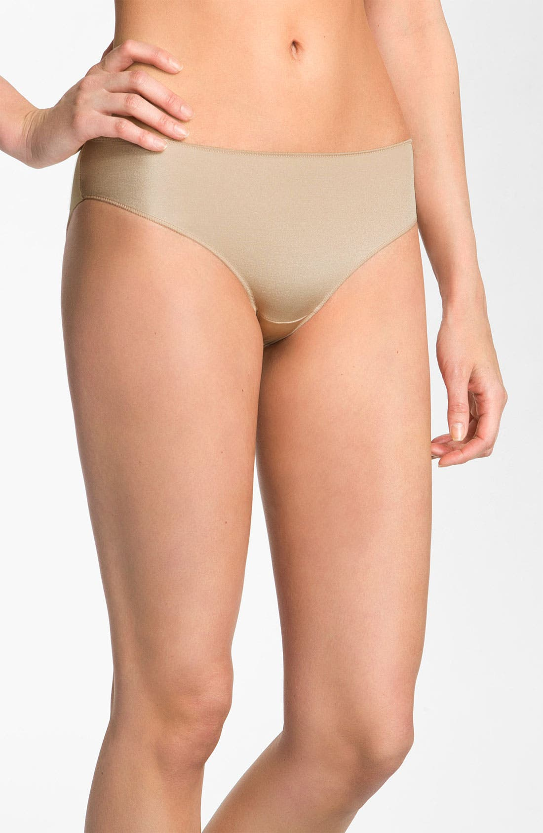 Shaping Hipster Briefs,                             Main thumbnail 1, color,                             Cupid Nude