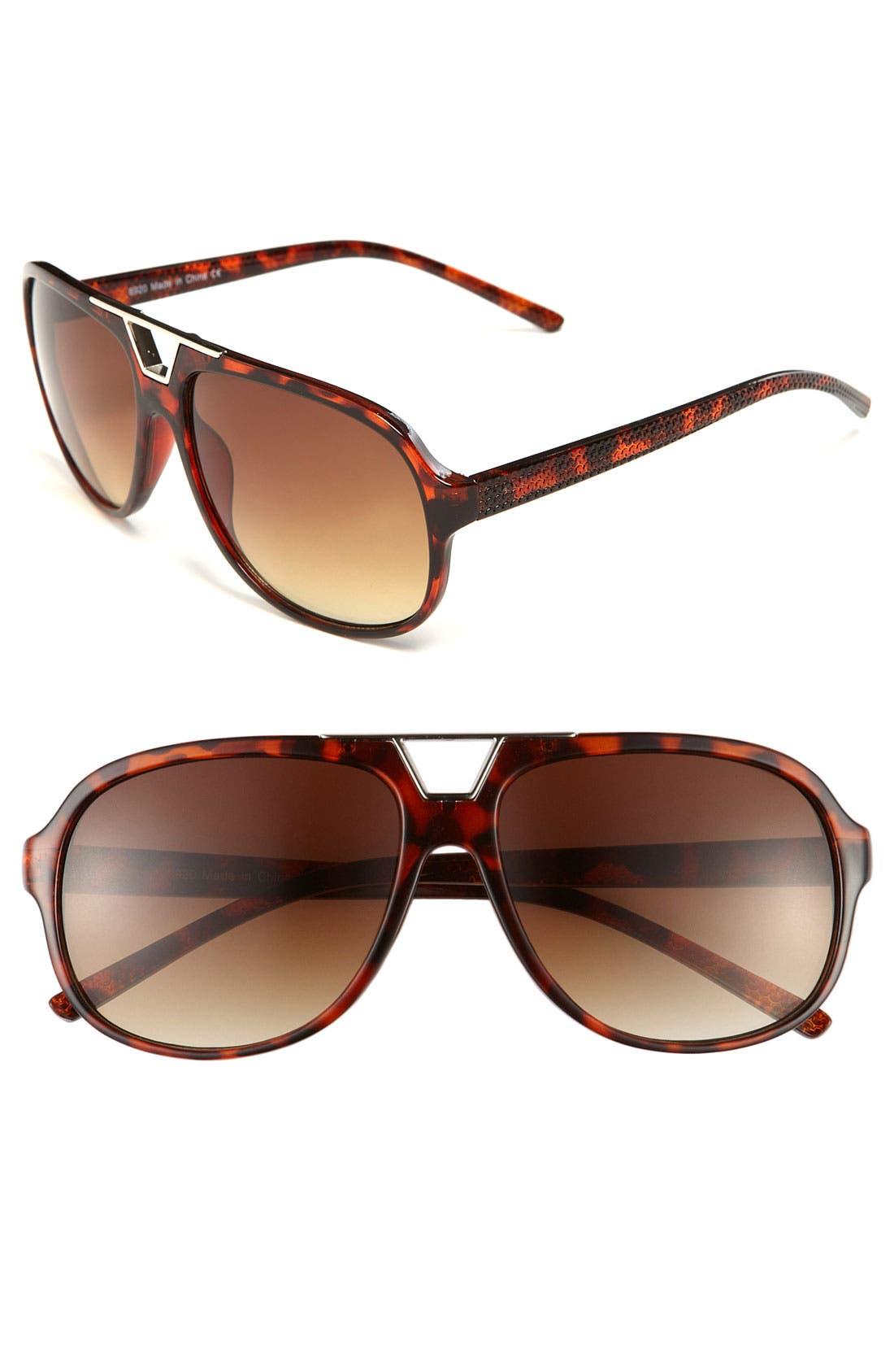 Main Image - KW 'Odyssey' Sunglasses