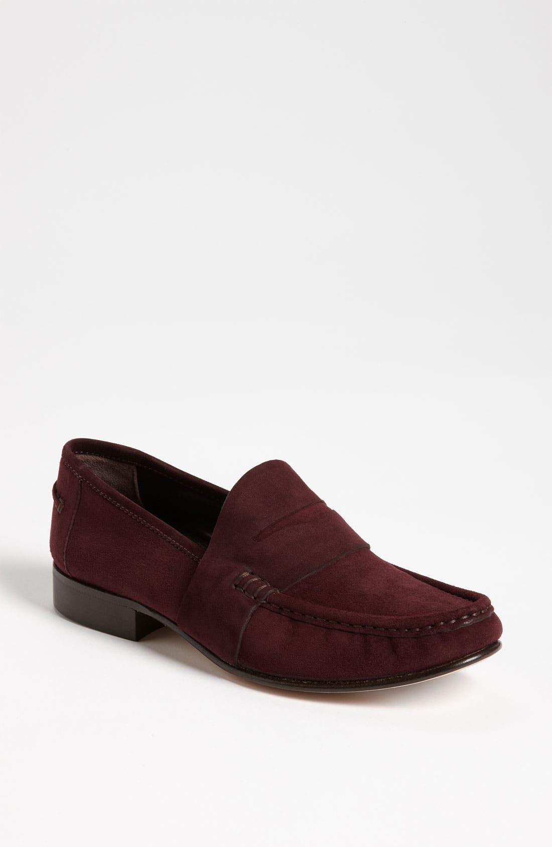 Alternate Image 1 Selected - Vera Wang Footwear 'Audrey' Loafer