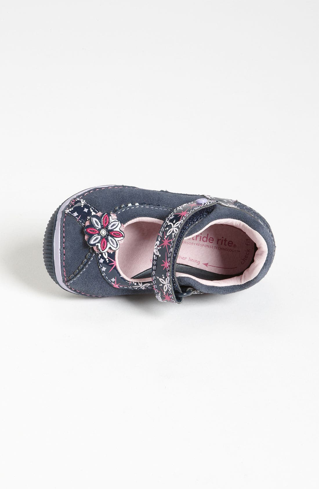Alternate Image 3  - Stride Rite 'Gracie' Mary Jane (Baby, Walker & Toddler)