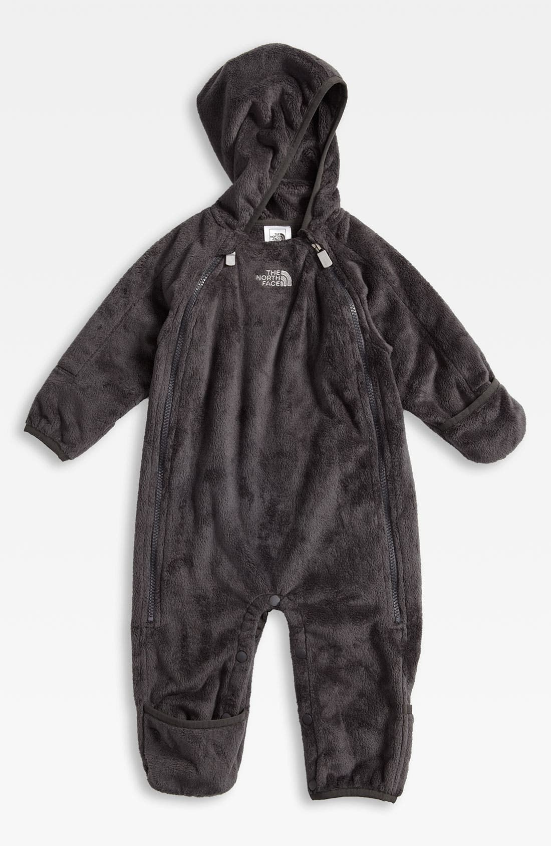 Main Image - The North Face 'Buttery' Fleece Bunting (Infant) (Nordstrom Exclusive)