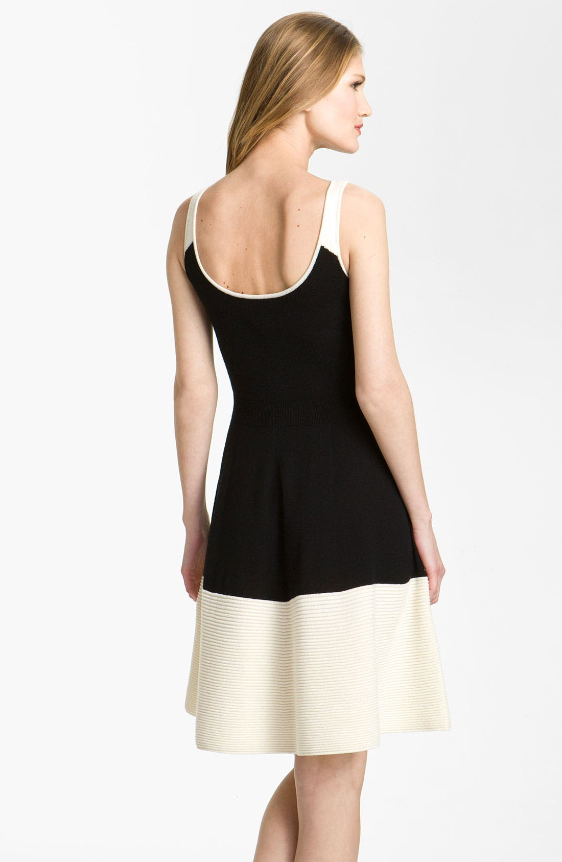Alternate Image 2  - kate spade new york 'constance' colorblock dress