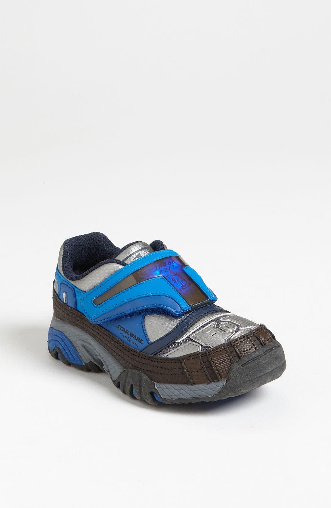 Alternate Image 1 Selected - Stride Rite 'Jango Fett™' Sneaker (Toddler & Little Kid)