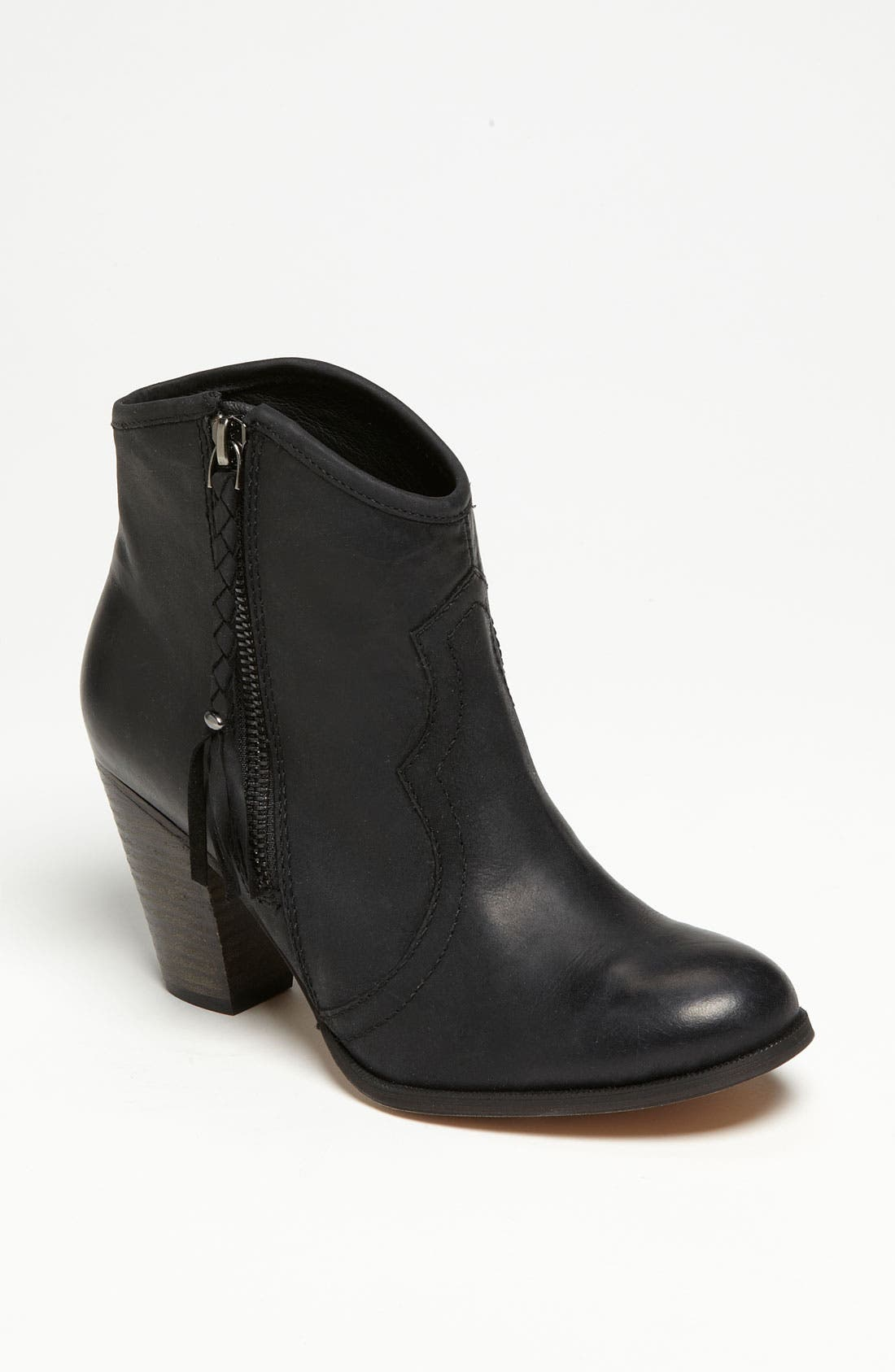 'Fastrost' Boot,                             Main thumbnail 1, color,                             Black Leather