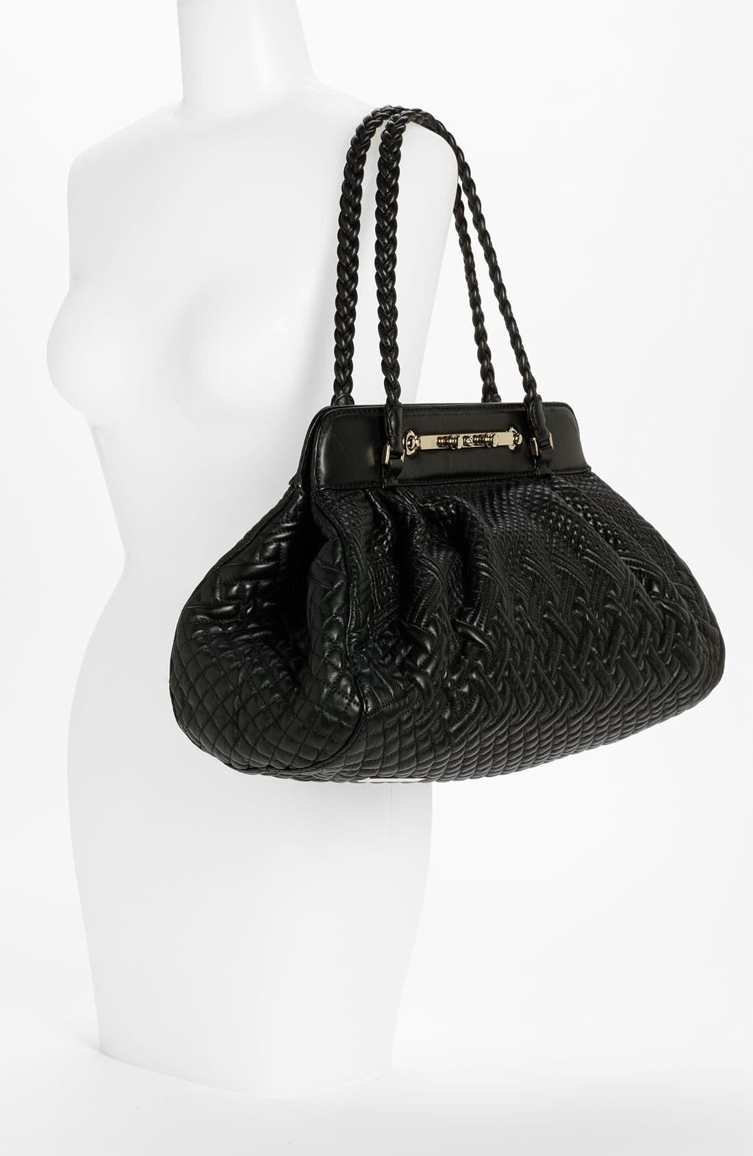 Alternate Image 2  - Valentino 'Demetra' Leather Shoulder Bag