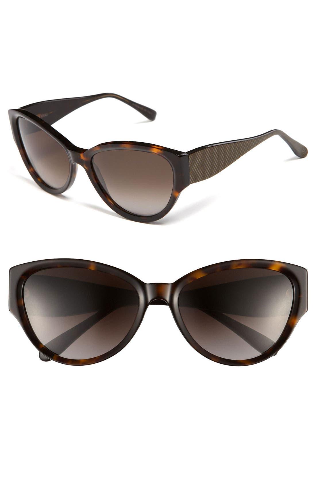 Main Image - Vera Wang Retro Sunglasses