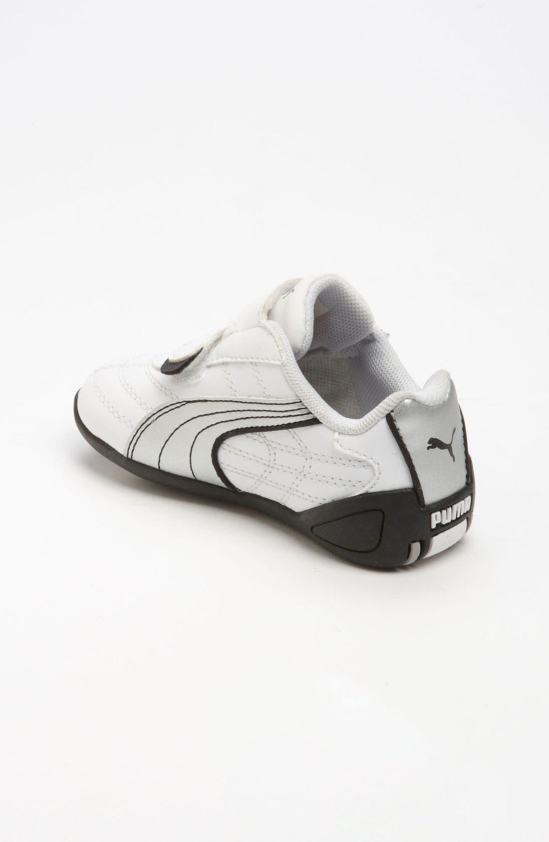 Alternate Image 1 Selected - PUMA 'Tune Cat' Suede Sneaker (Baby, Walker & Toddler)