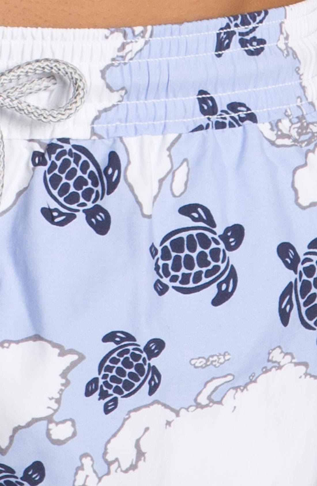 Alternate Image 4  - Vilebrequin 'Moorea' Print Swimsuit