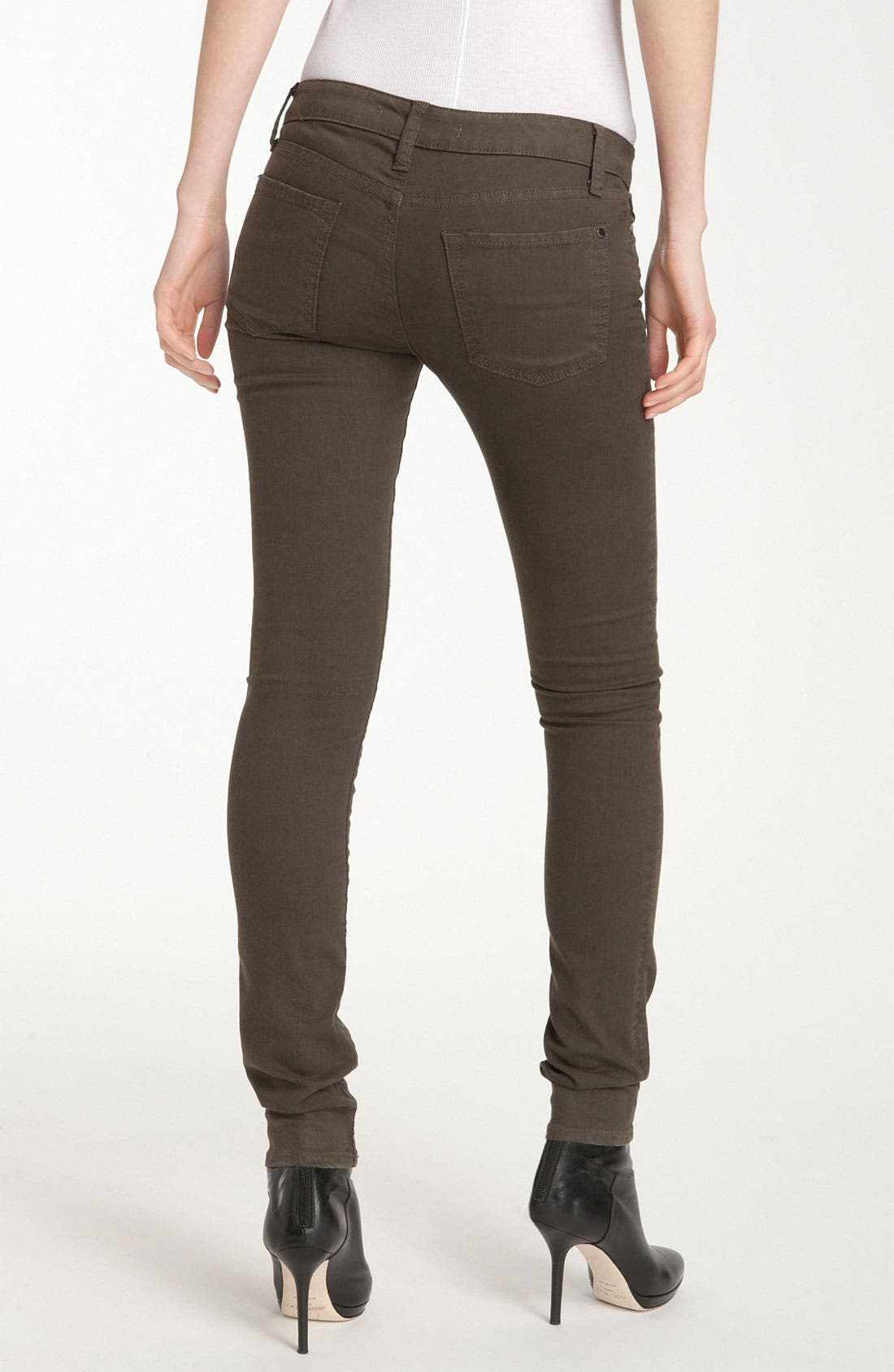 Alternate Image 2  - Vince 5-Pocket Skinny Jeans