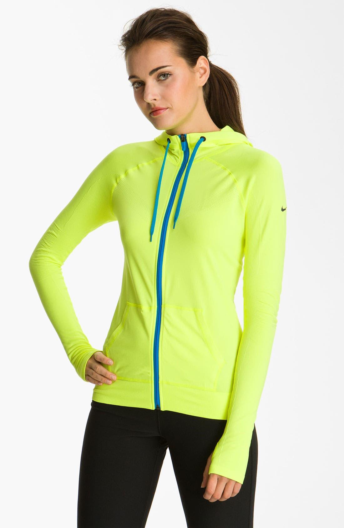 Alternate Image 1 Selected - Nike 'Limitless' Jacket