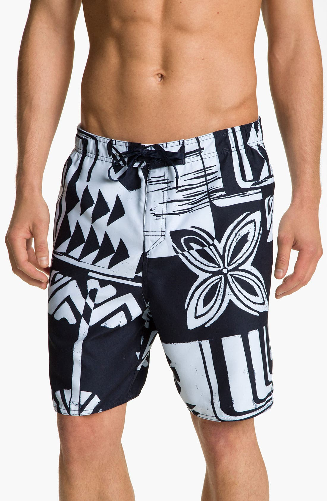 Alternate Image 1 Selected - Quiksilver Waterman 'Sandy Beach' Board Shorts