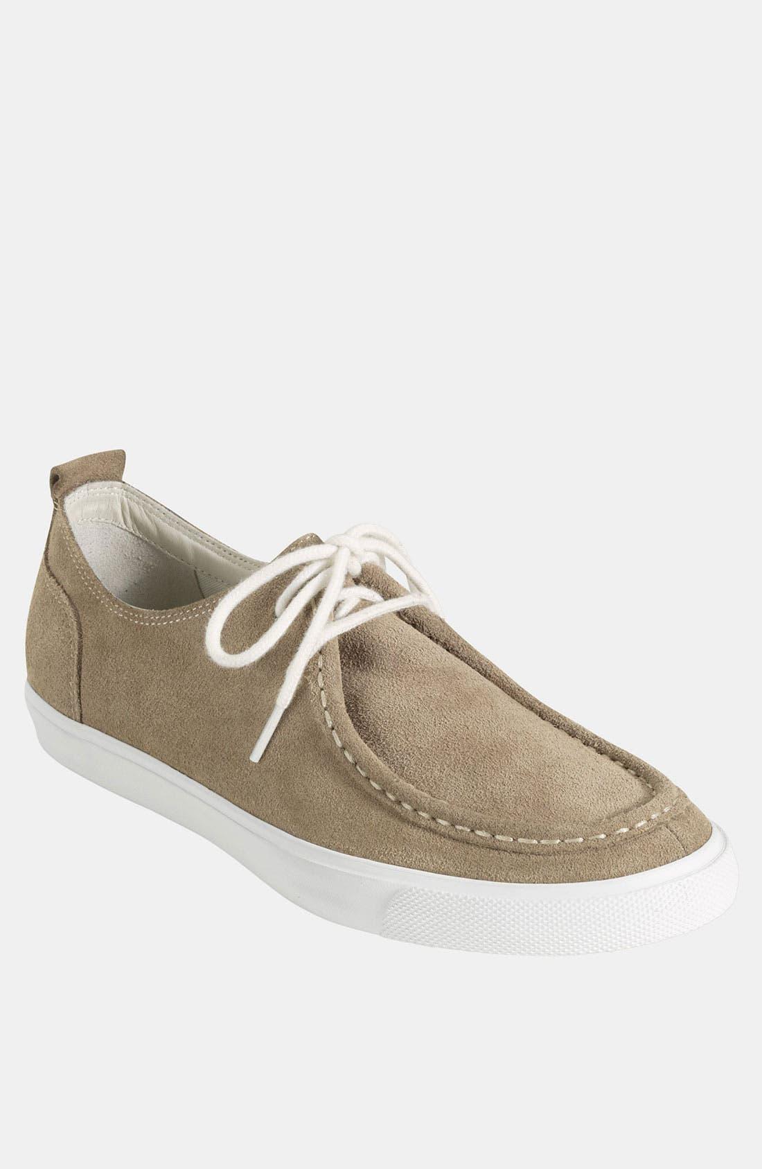Alternate Image 1 Selected - Cole Haan 'Air Newport' Moc-Toe Sneaker