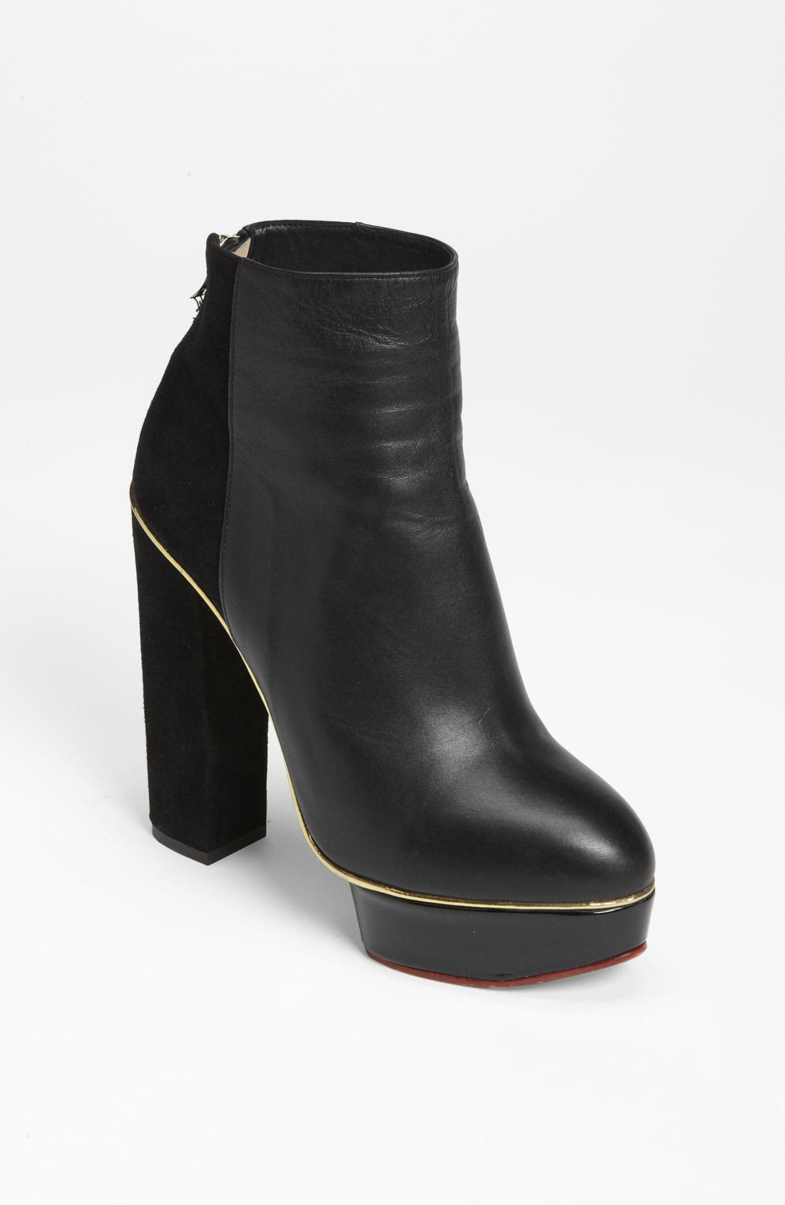 Alternate Image 1 Selected - Charlotte Olympia Ankle Bootie