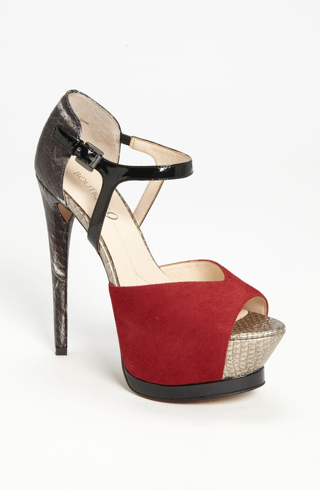 Alternate Image 1 Selected - Boutique 9 'Nerissa' Pump
