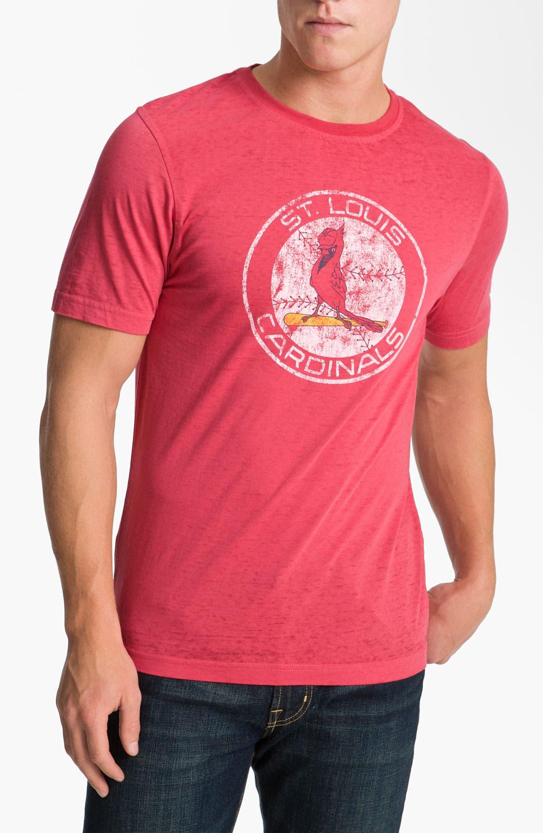 Alternate Image 1 Selected - Red Jacket 'Cardinals - Greenwood' T-Shirt