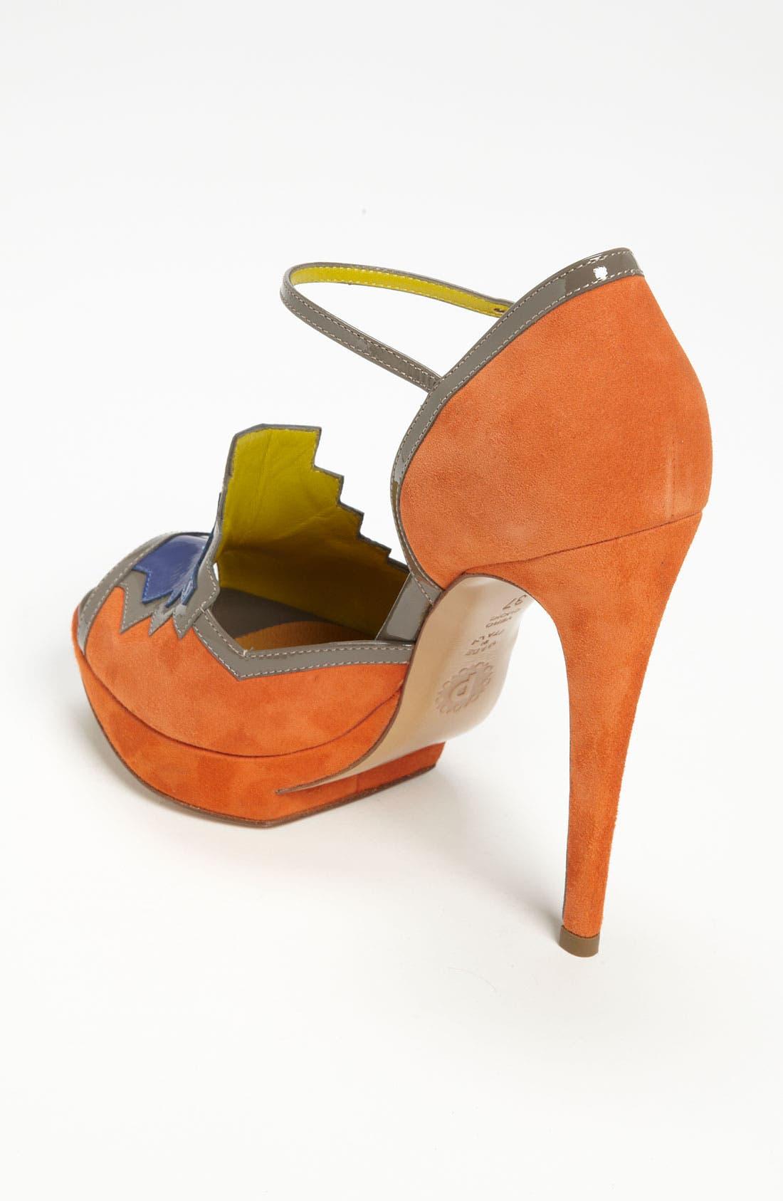 Alternate Image 2  - Pollini Ankle Strap Pump