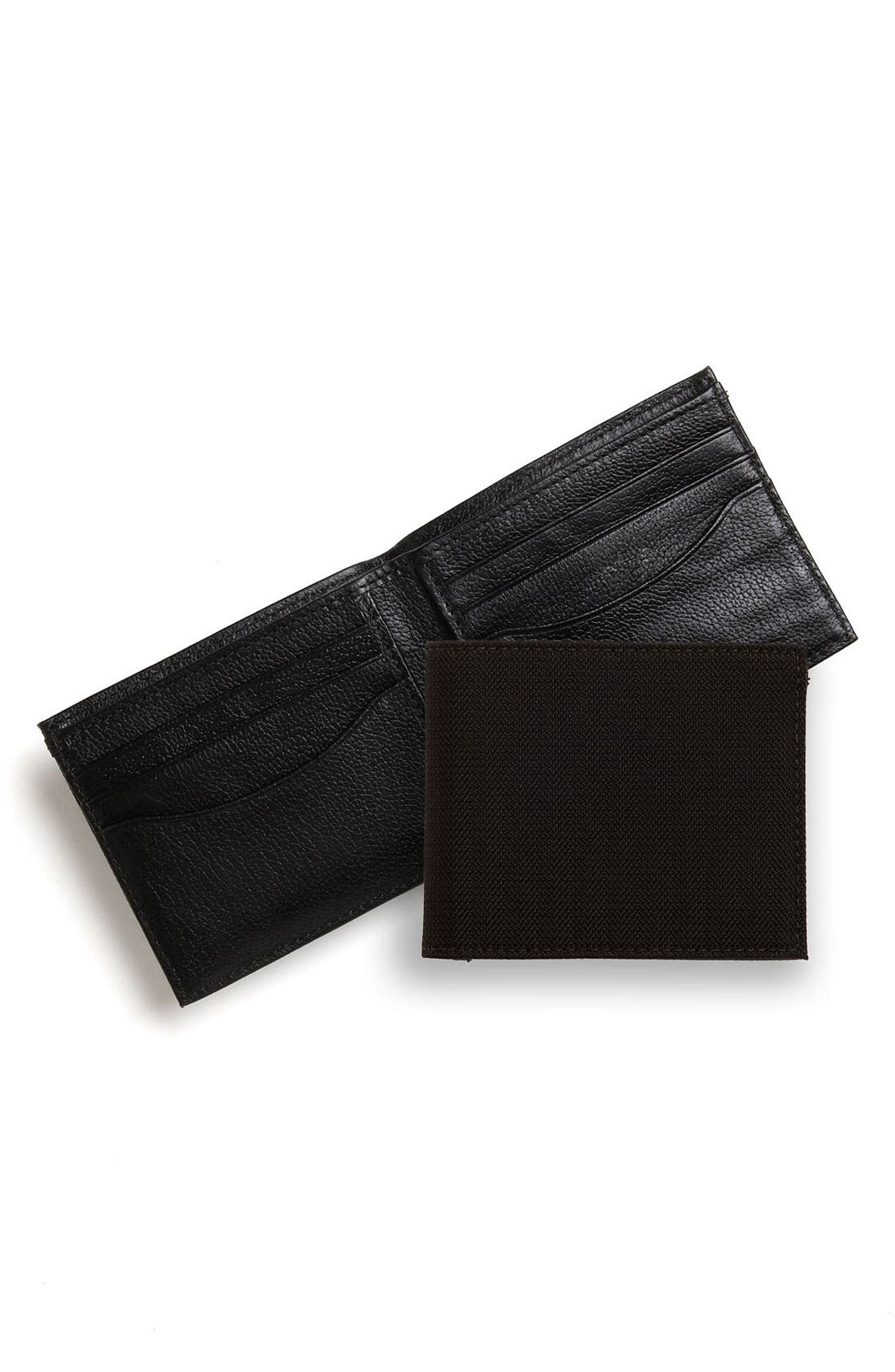 Alternate Image 1 Selected - Jack Spade Bifold Wallet