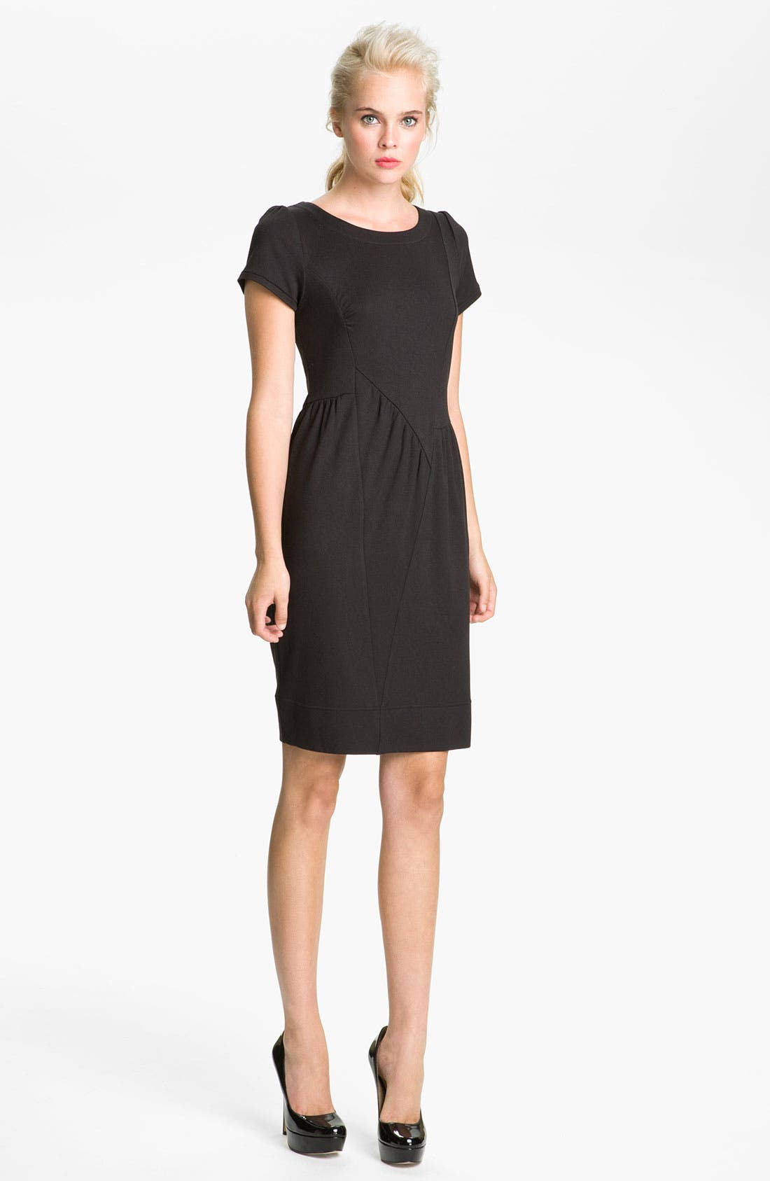 Alternate Image 1 Selected - MARC BY MARC JACOBS 'Hilly' Interlock Dress