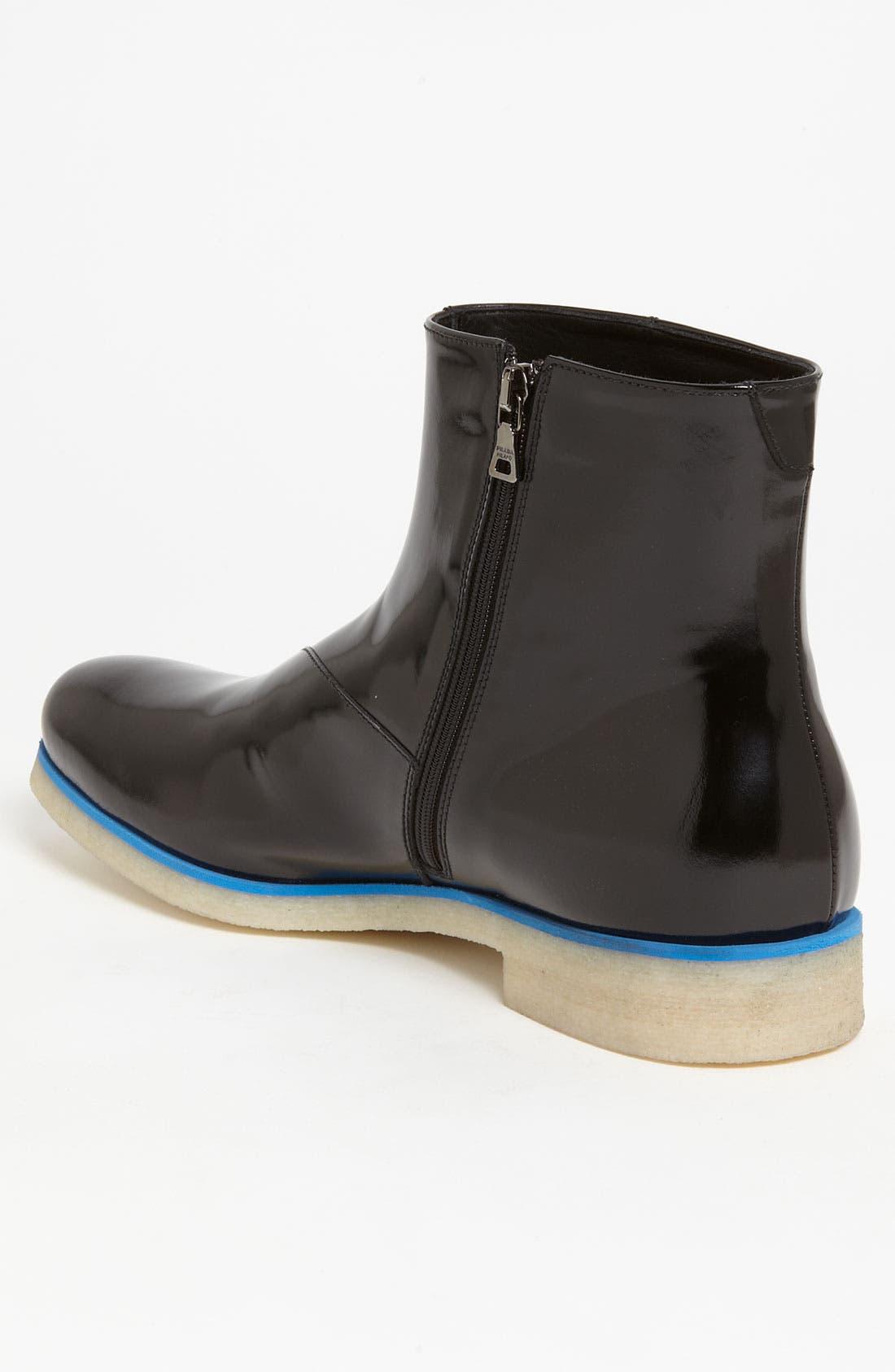 Alternate Image 2  - Prada Plain Toe Boot
