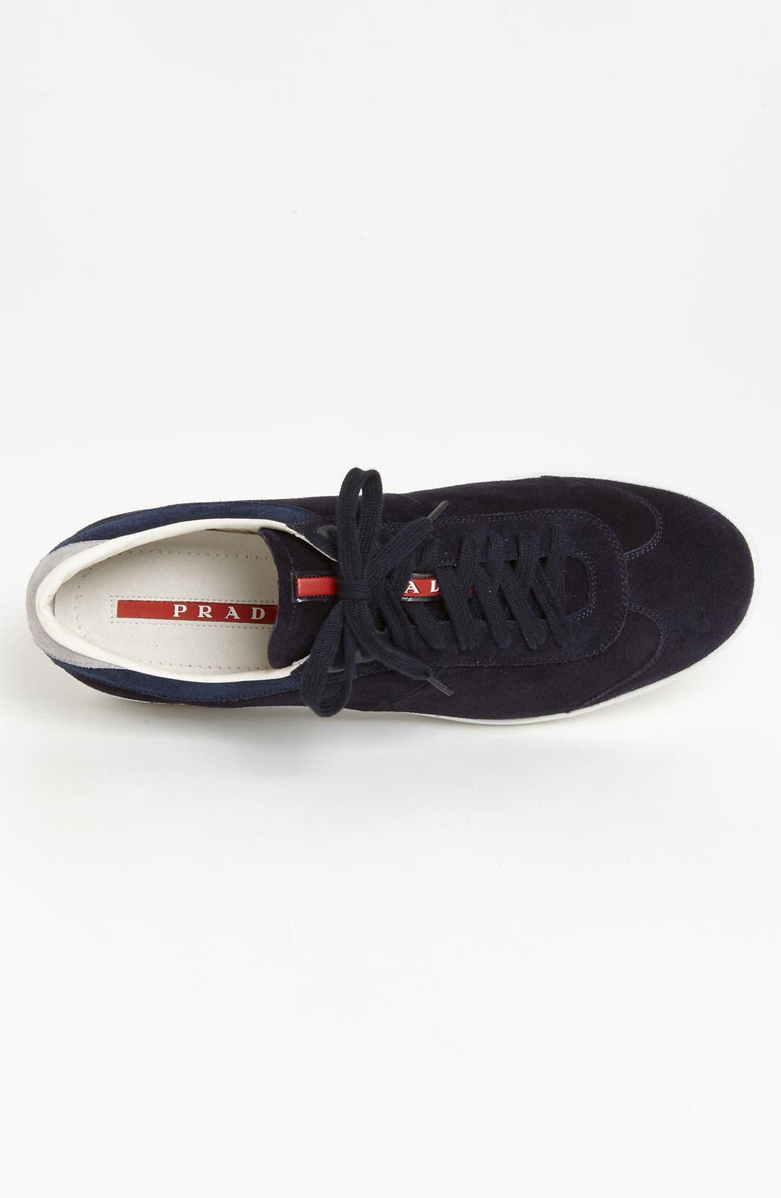 Alternate Image 3  - Prada Colorblock Sneaker