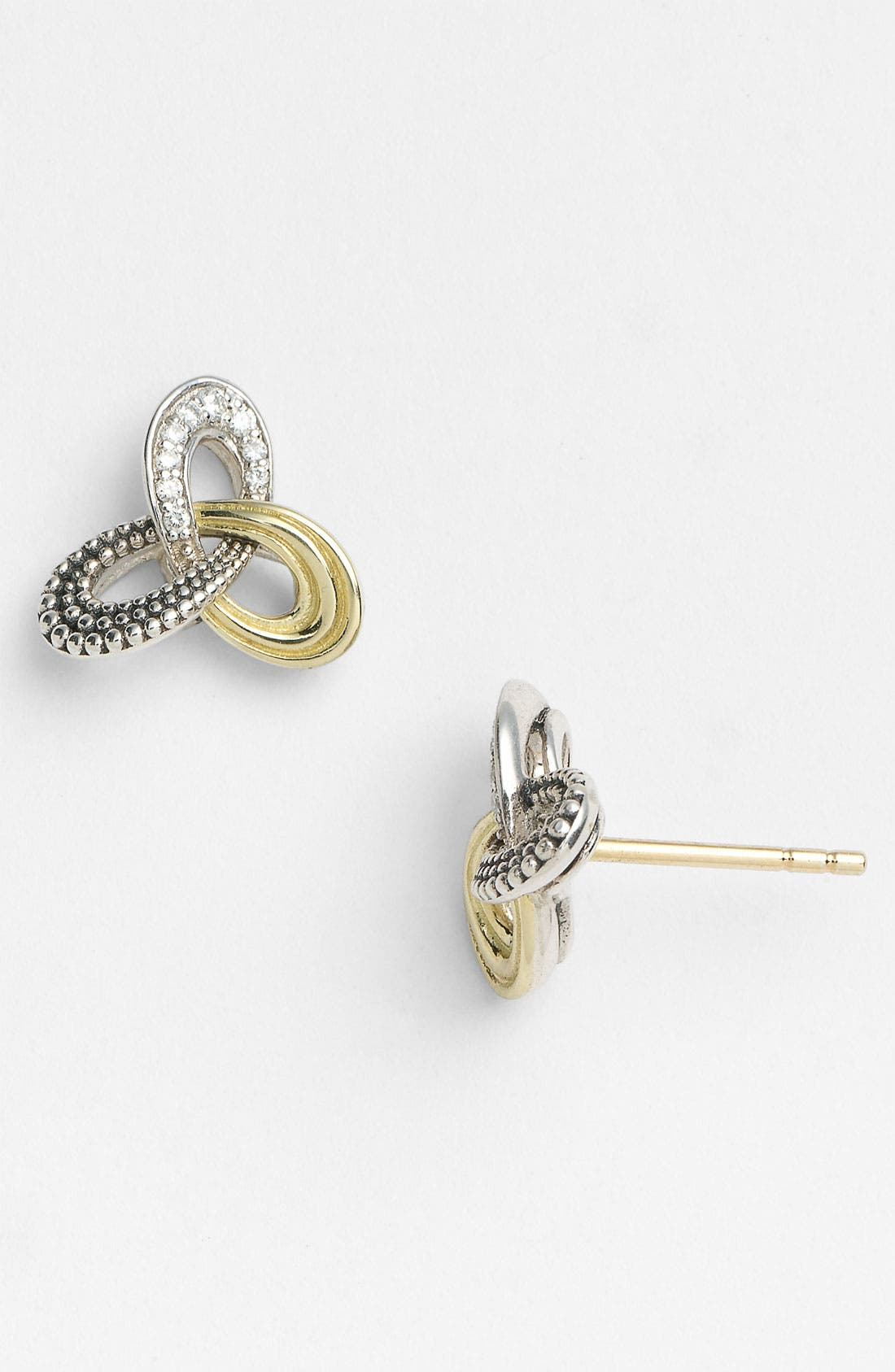 Main Image - LAGOS 'Pirouette' Small Diamond Earrings
