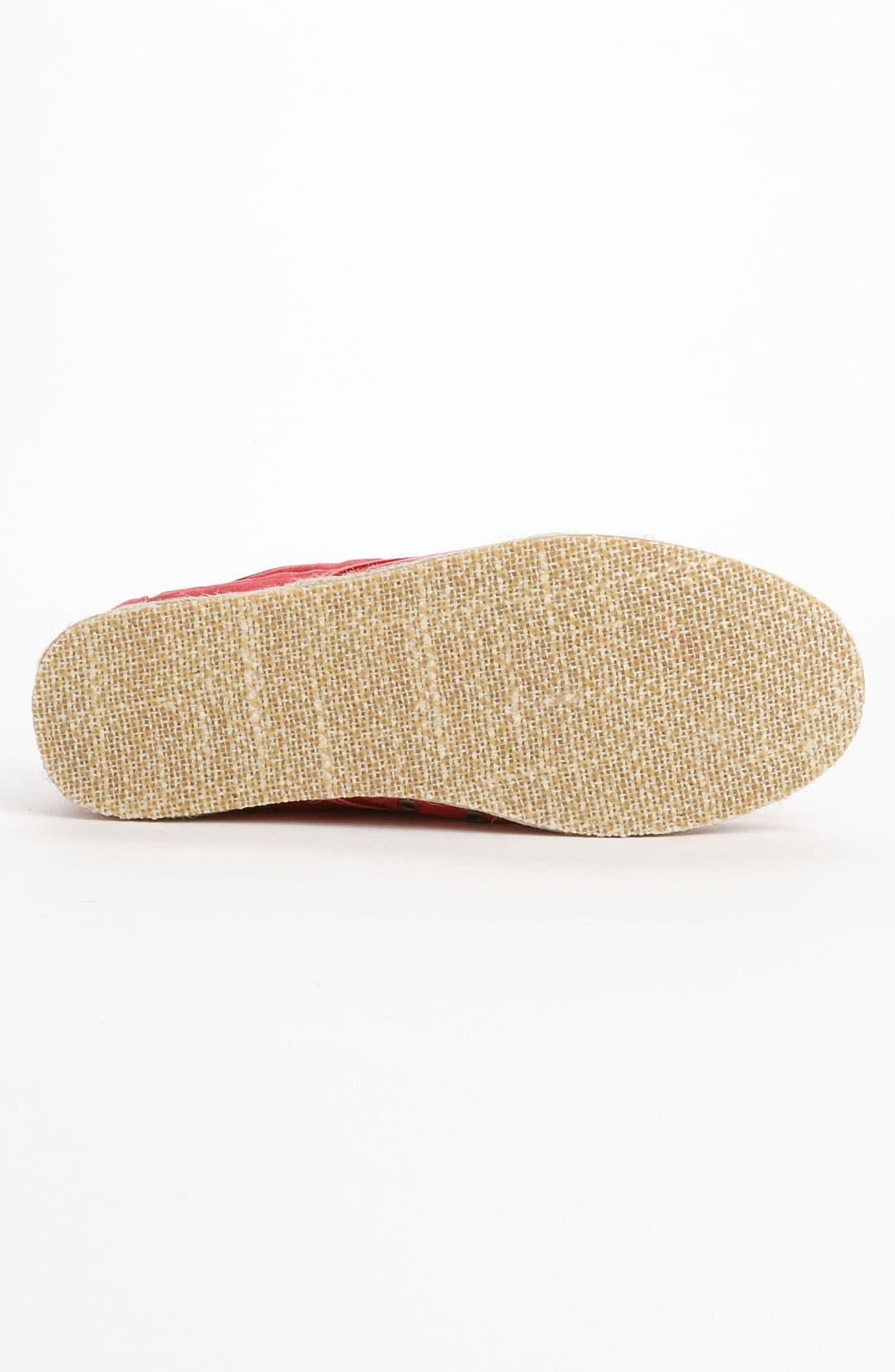 Alternate Image 4  - TOMS 'Cordones' Sneaker (Men)