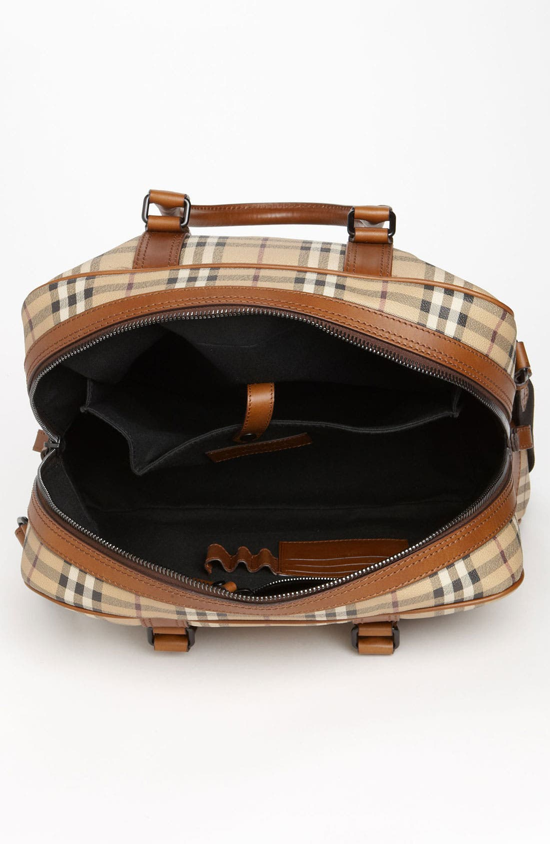 Alternate Image 3  - Burberry 'Haymarket Check' Briefcase