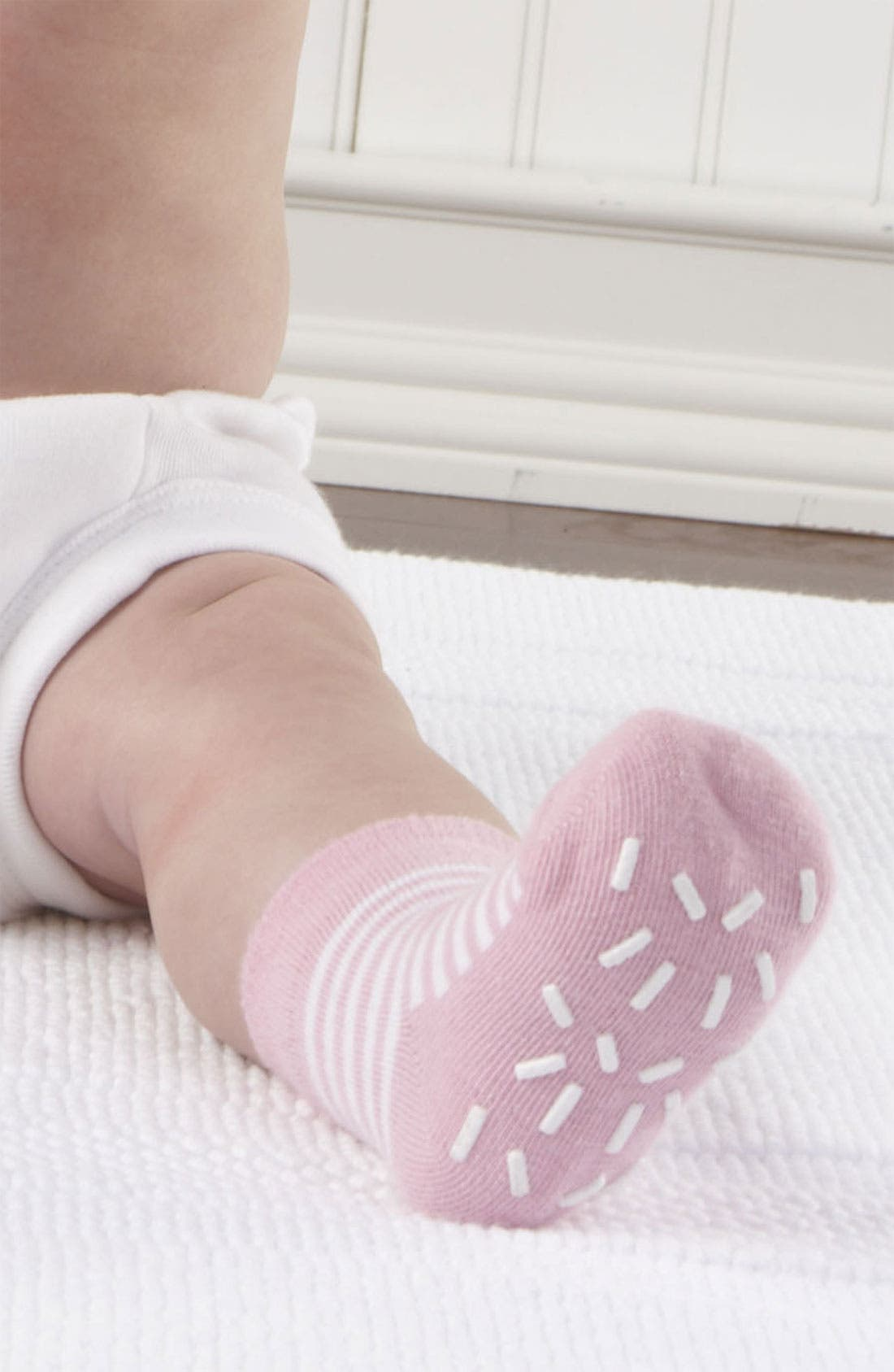 Alternate Image 2  - Baby Aspen 'Sweet Feet' Socks (3-Pack) (Infant)