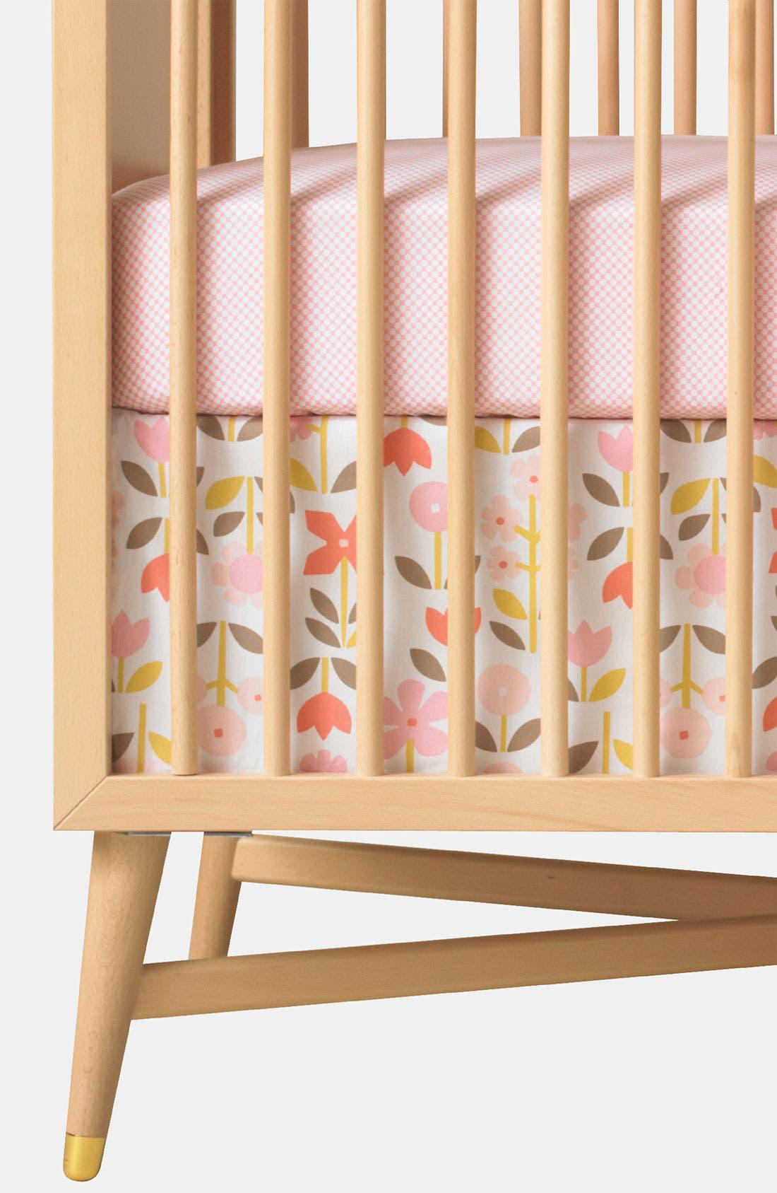 Alternate Image 1 Selected - DwellStudio Crib Skirt
