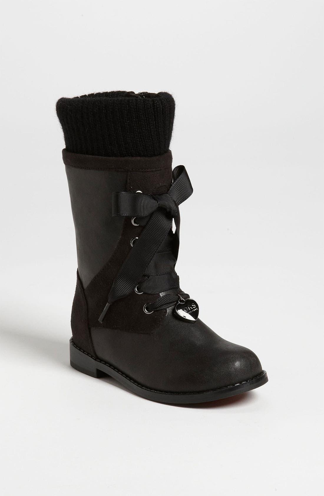 Alternate Image 1 Selected - KORS Michael Kors 'Bambi' Boot (Toddler)