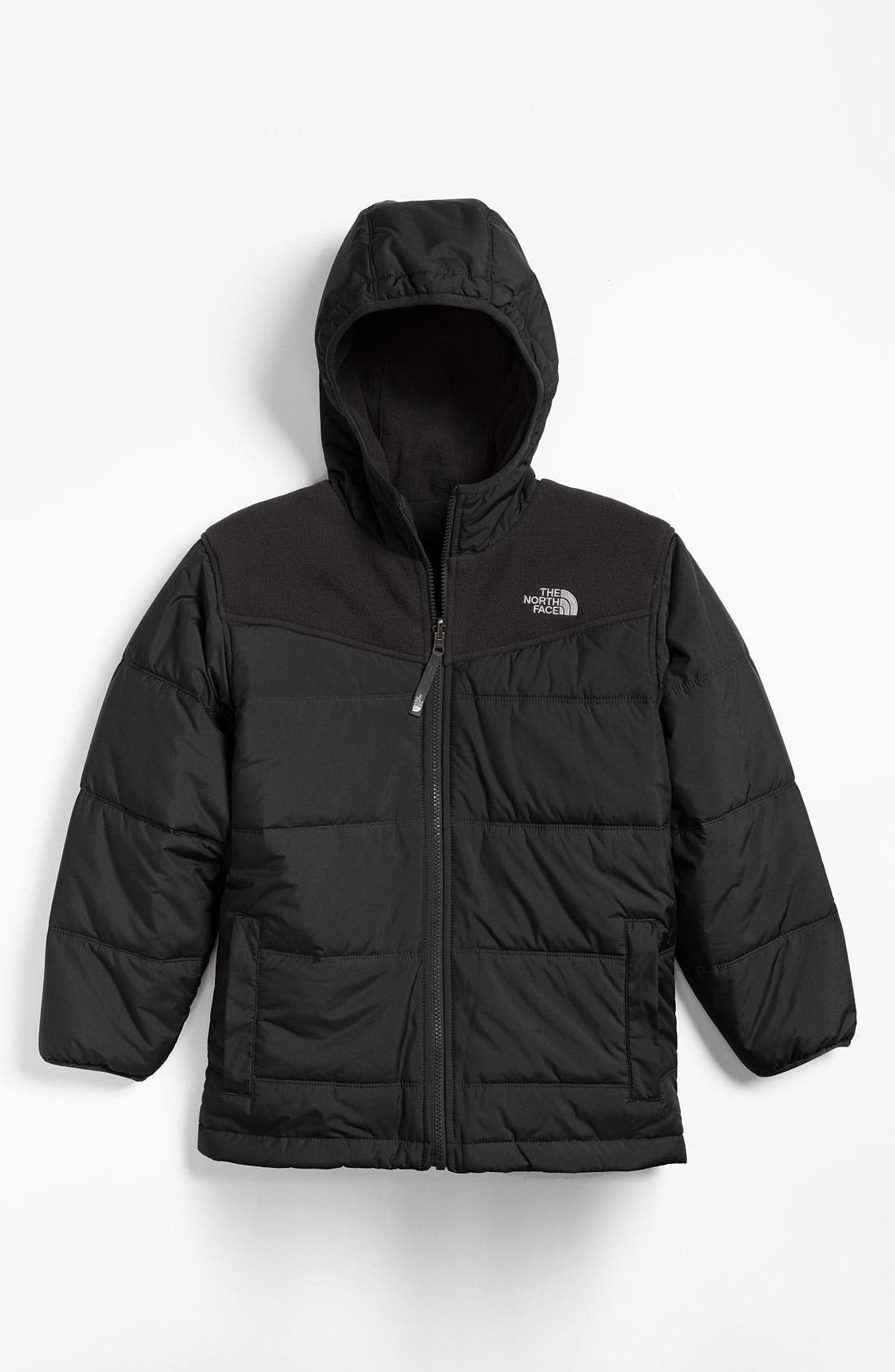 Alternate Image 1 Selected - The North Face 'True/False' Reversible Jacket (Big Boys)