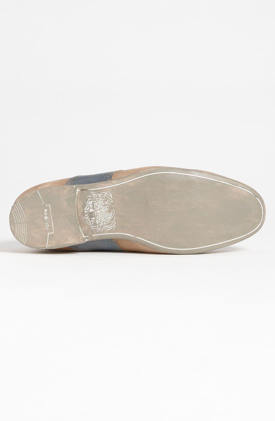 Alternate Image 4  - Bed Stu 'Orleans' Saddle Shoe