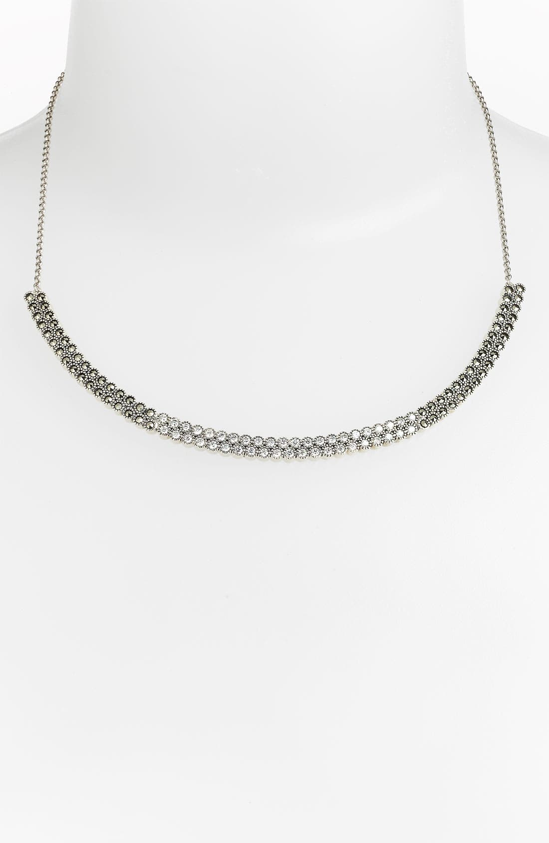 Alternate Image 1 Selected - Judith Jack 'Starlight' Collar Necklace