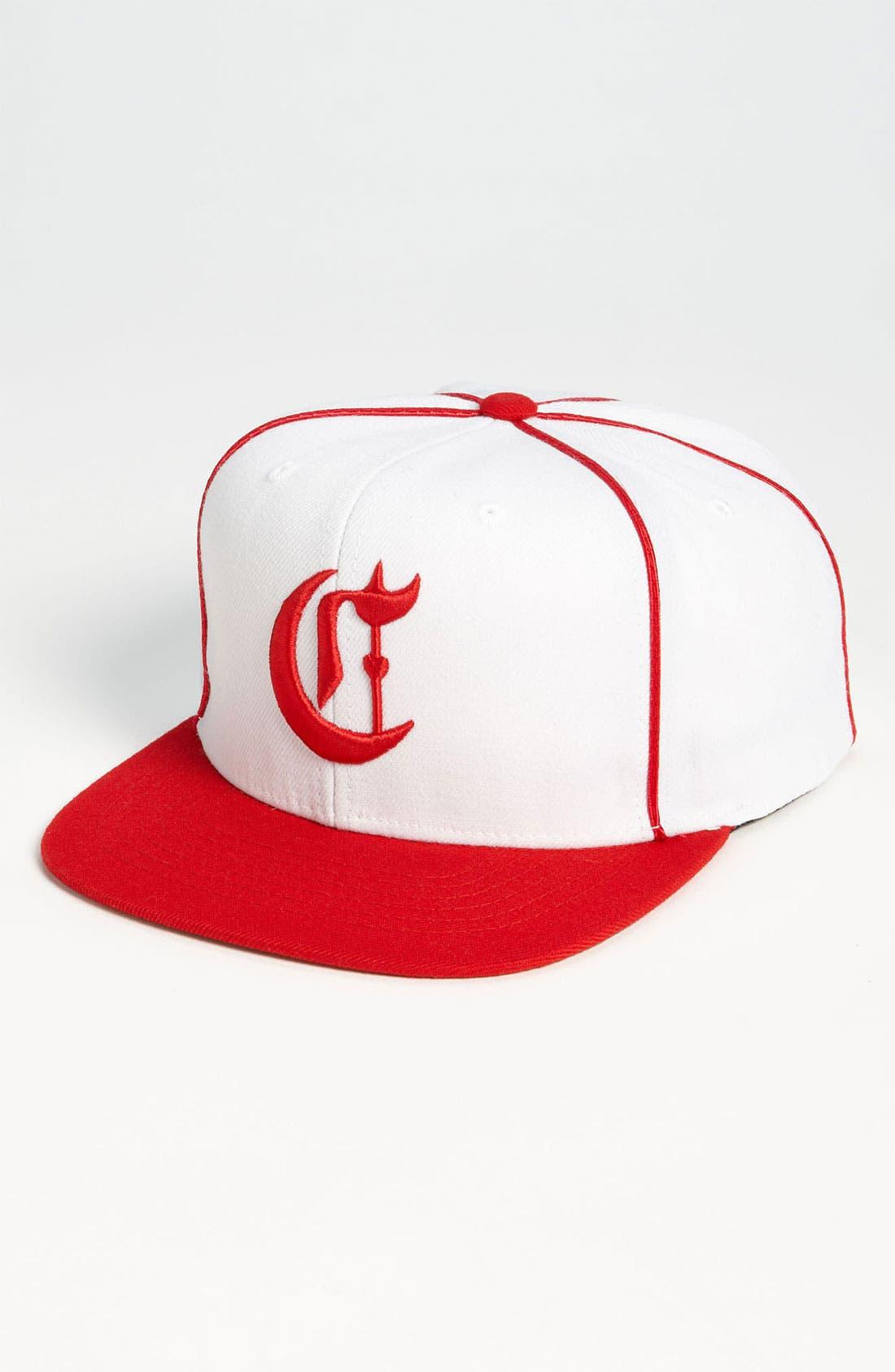 Main Image - American Needle 'Cincinnati Reds - Timekeeper' Baseball Cap