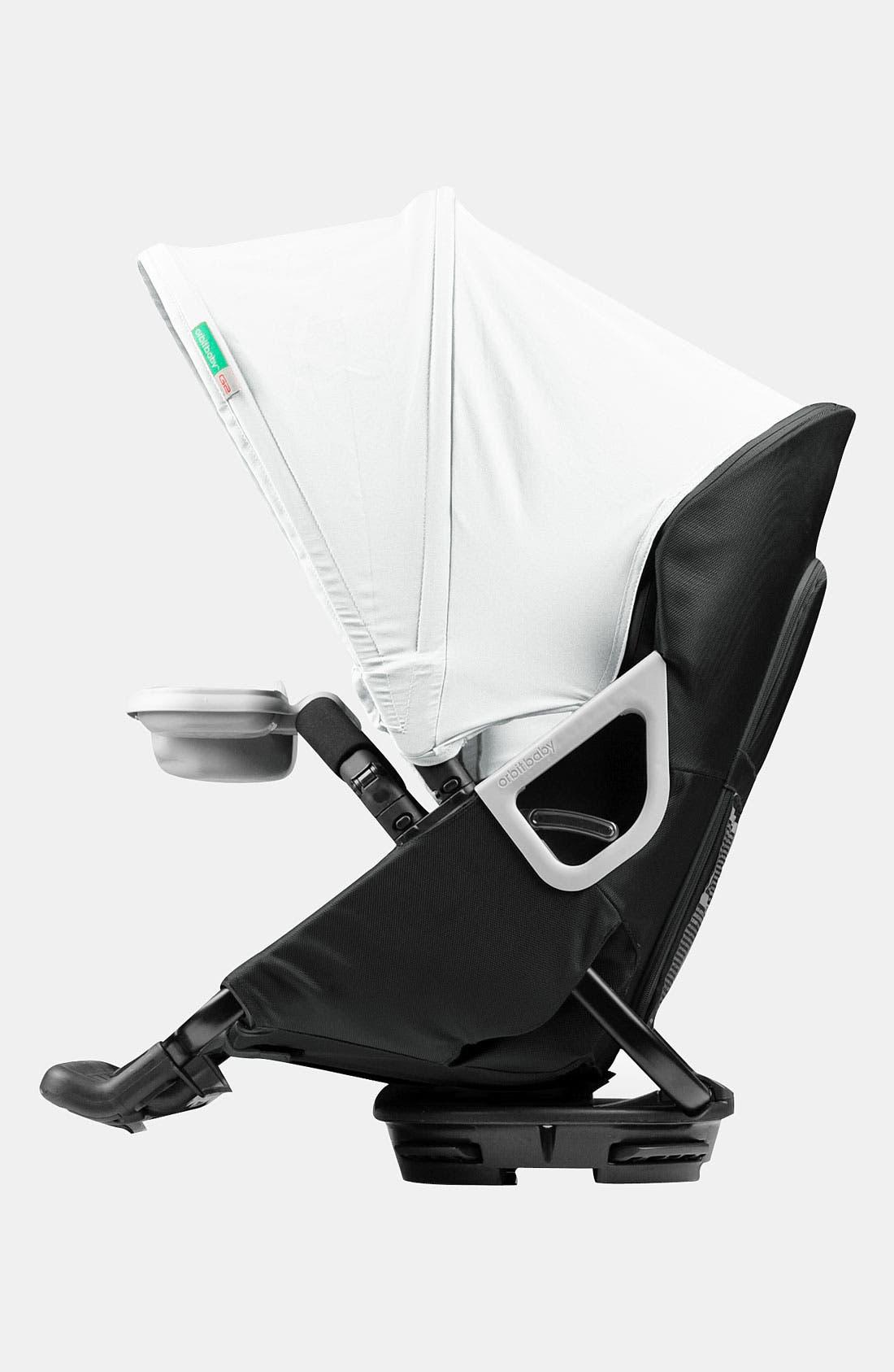 Alternate Image 1 Selected - orbit baby® 'G2' Reclining 3DRotation™ Stroller Seat