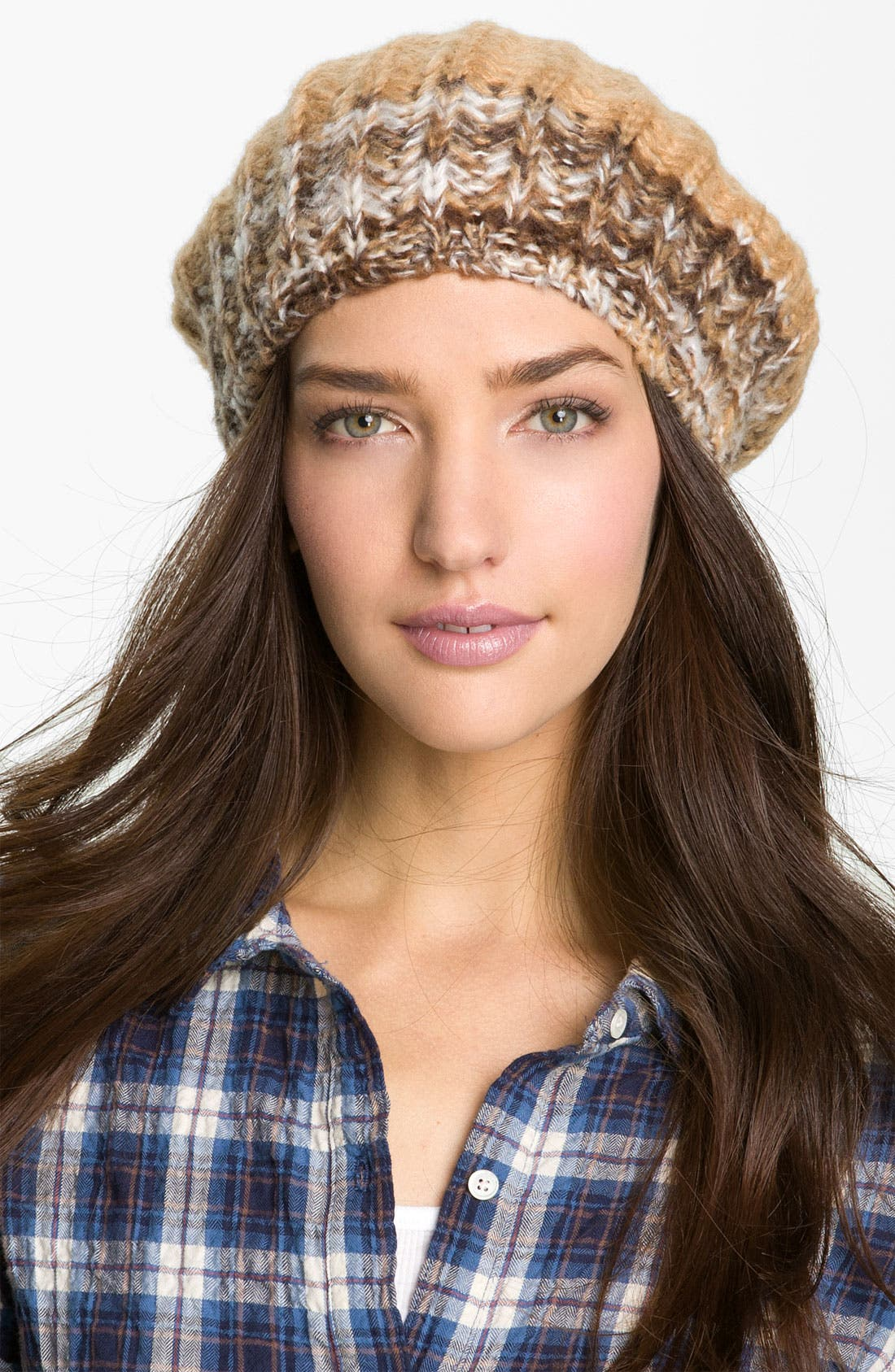 Alternate Image 1 Selected - Collection XIIX Colorblock Beret