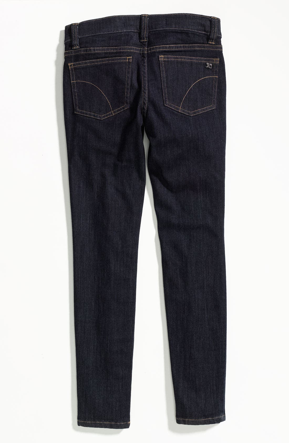 Alternate Image 1 Selected - Joe's 'Supersmooth' Super Skinny Jeans (Big Girls)