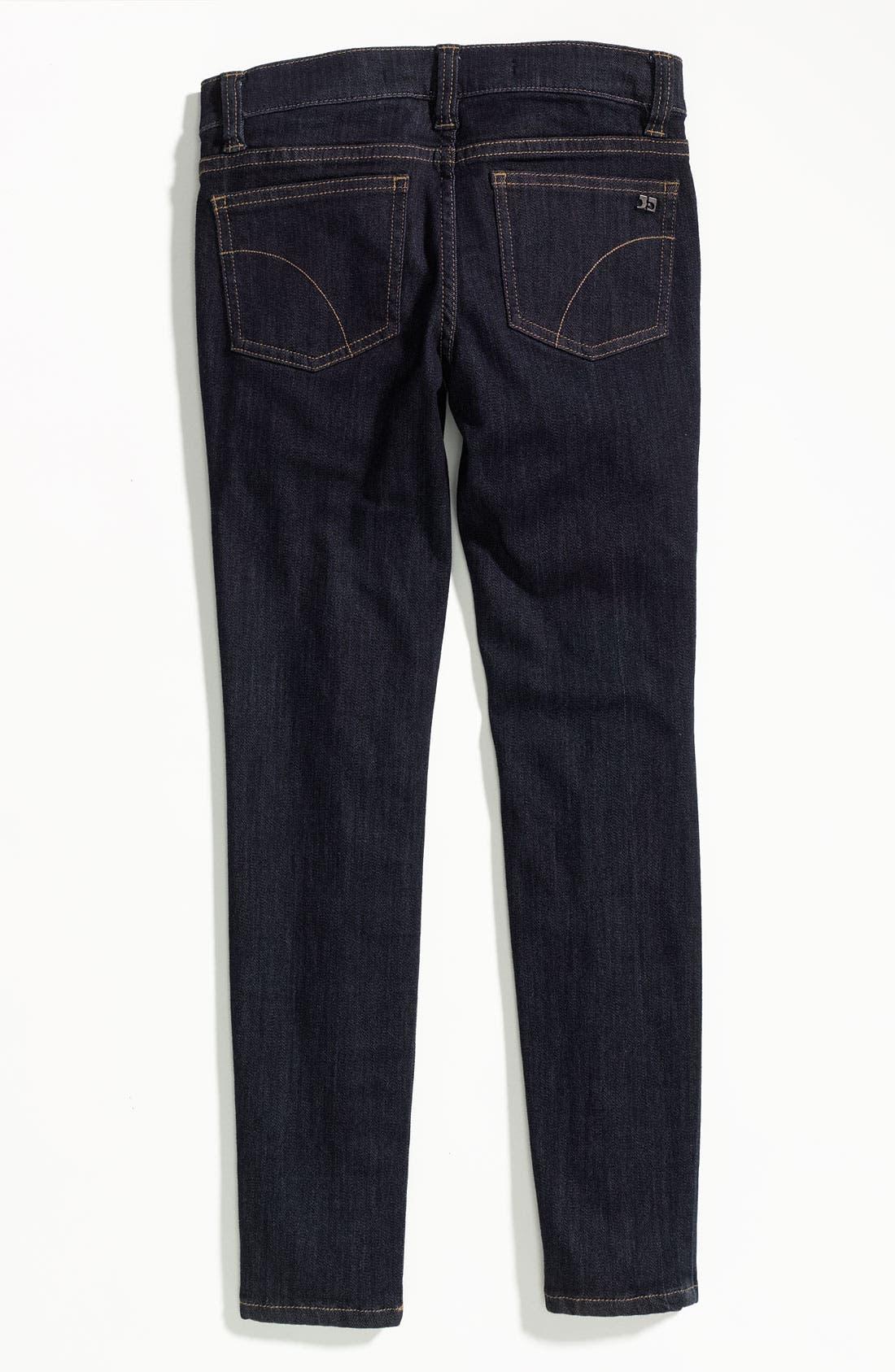 Main Image - Joe's 'Supersmooth' Super Skinny Jeans (Big Girls)